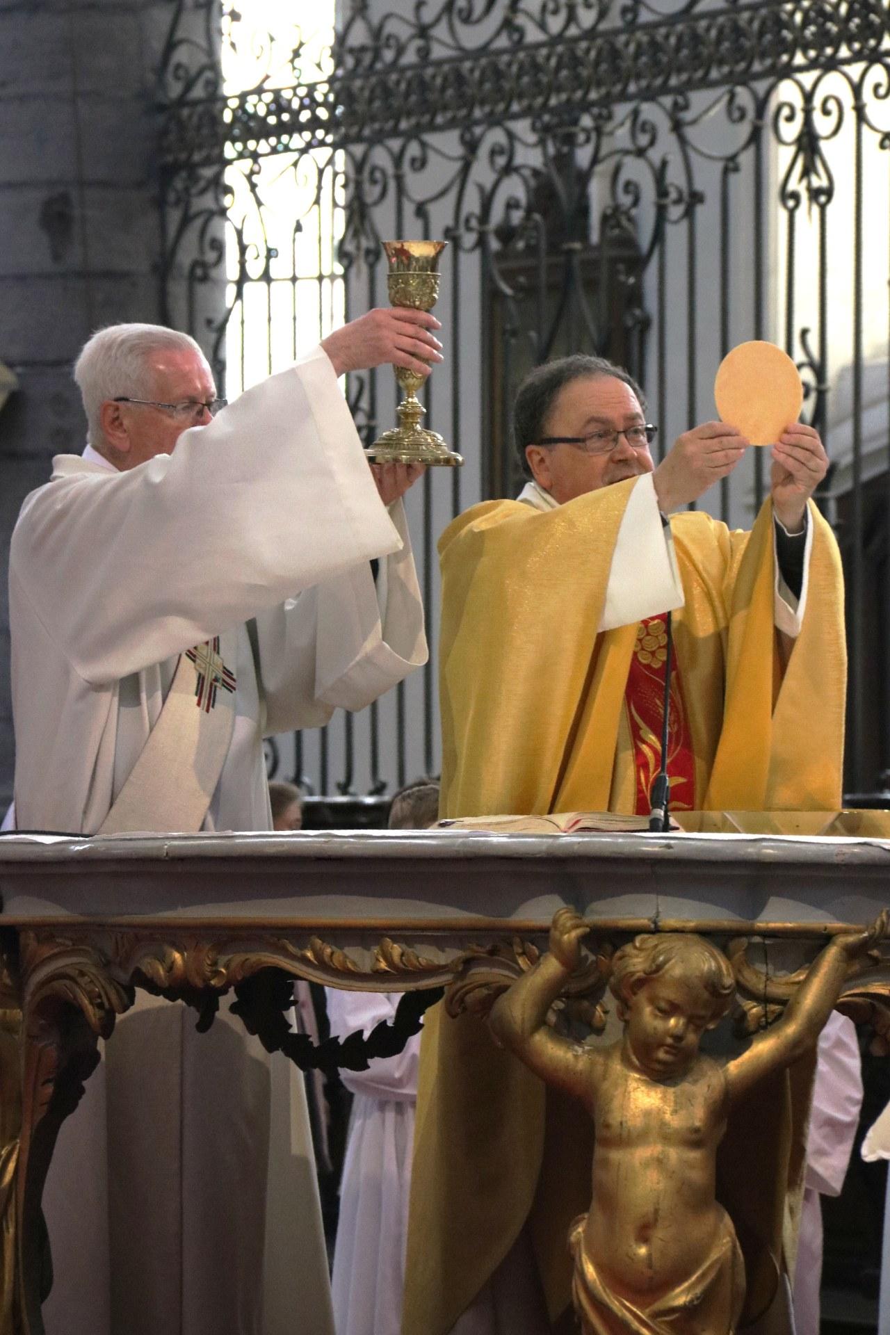 1904 - Premières communions (St-Jean) 85