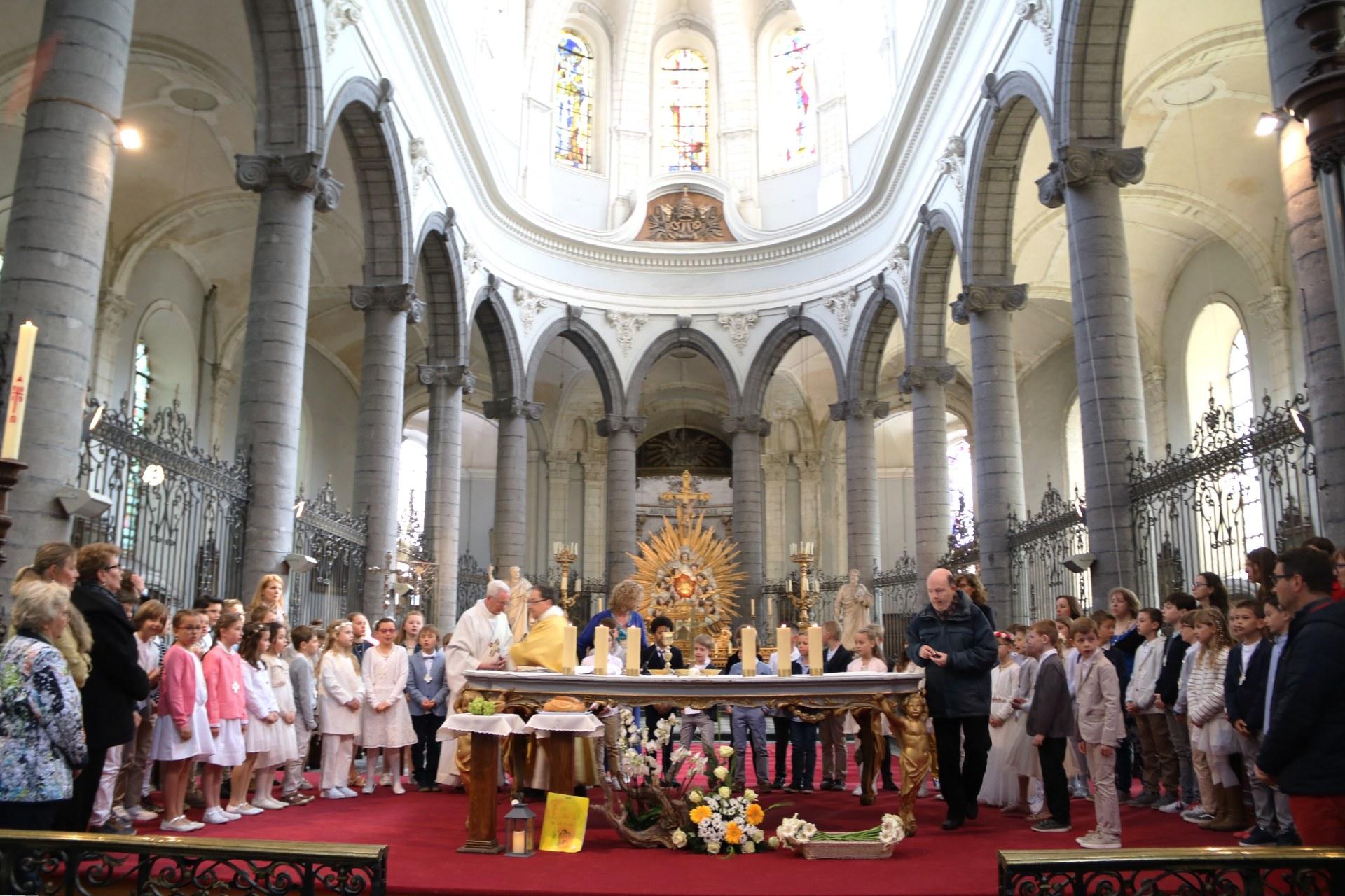 1904 - Premières communions (St-Jean) 89