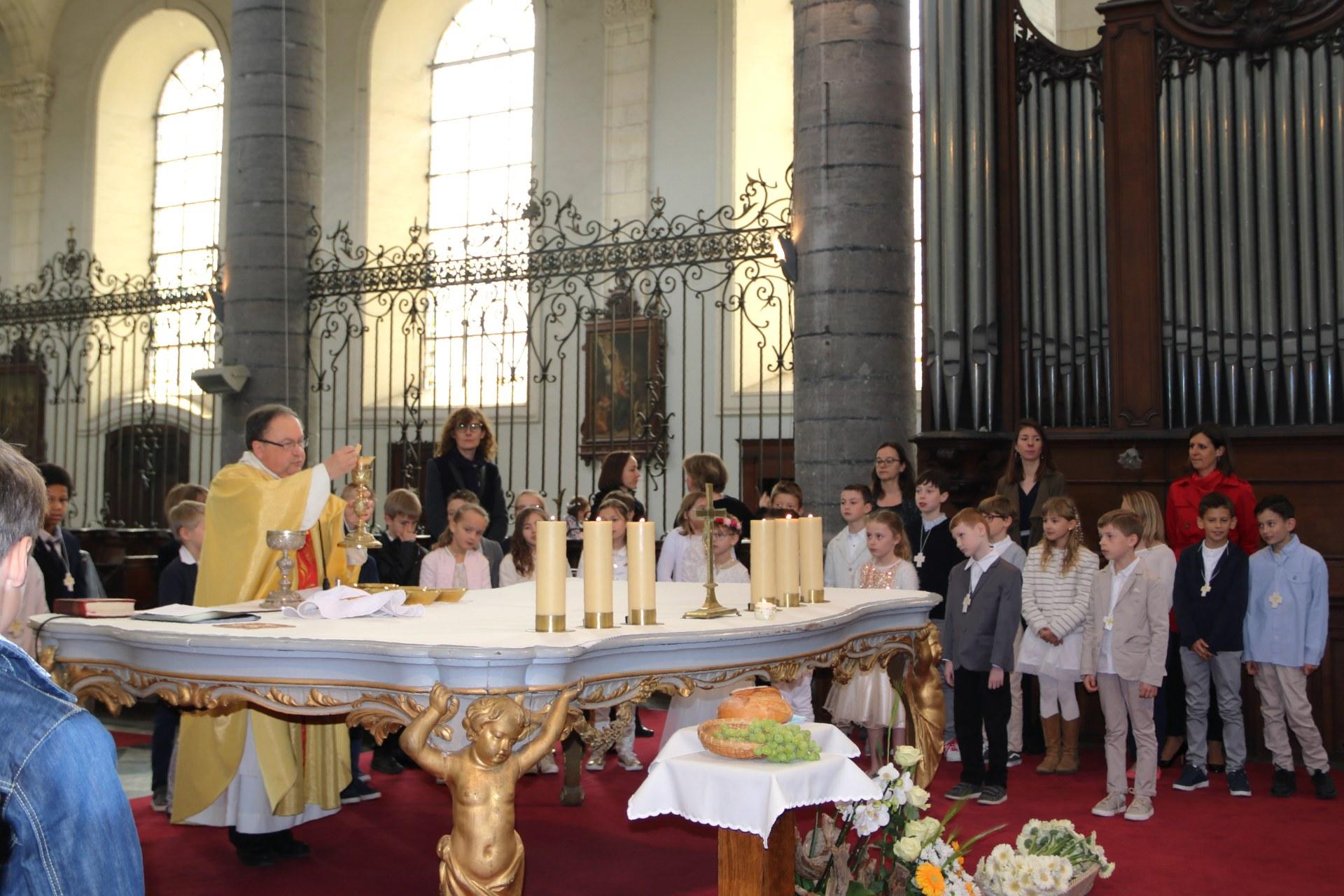 1904 - Premières communions (St-Jean) 90