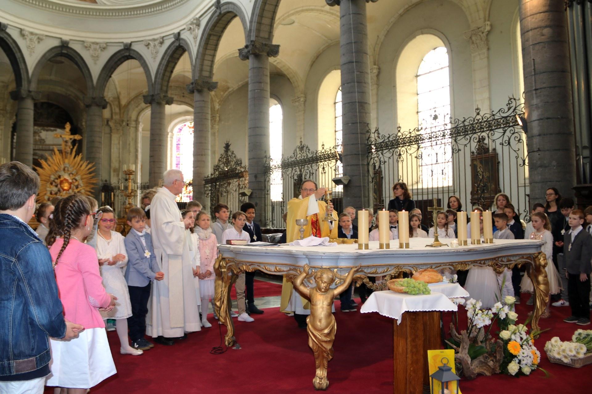 1904 - Premières communions (St-Jean) 91