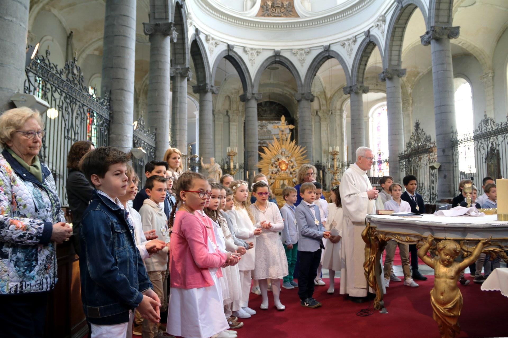 1904 - Premières communions (St-Jean) 92