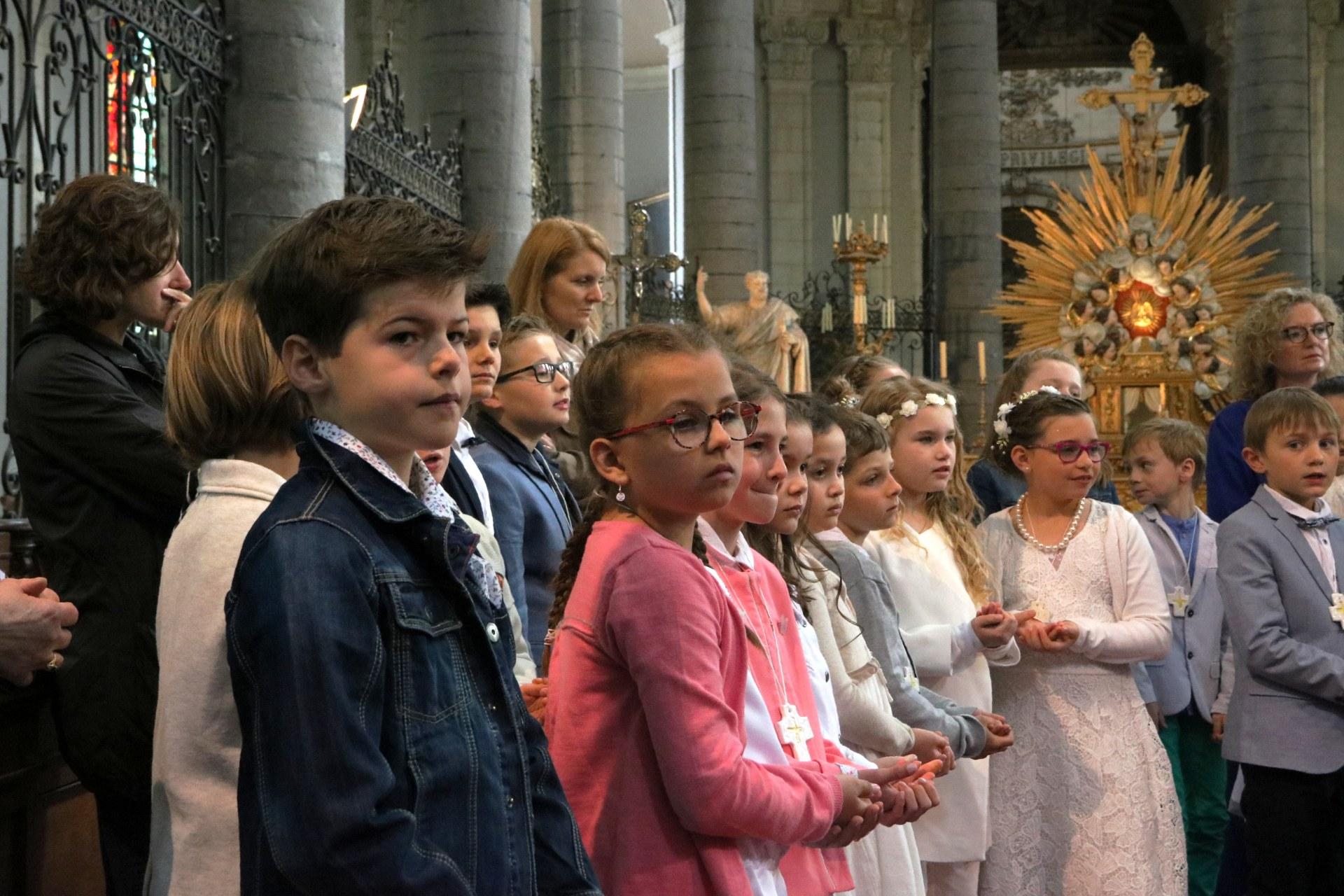 1904 - Premières communions (St-Jean) 93