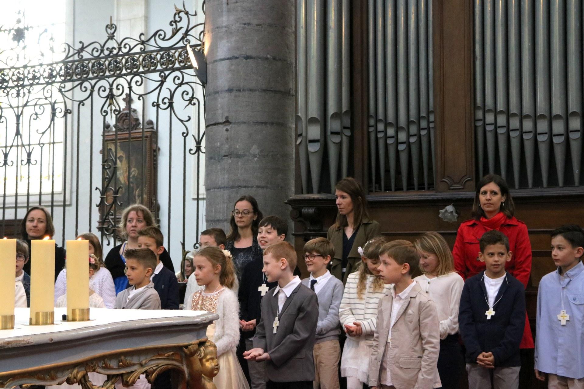 1904 - Premières communions (St-Jean) 94