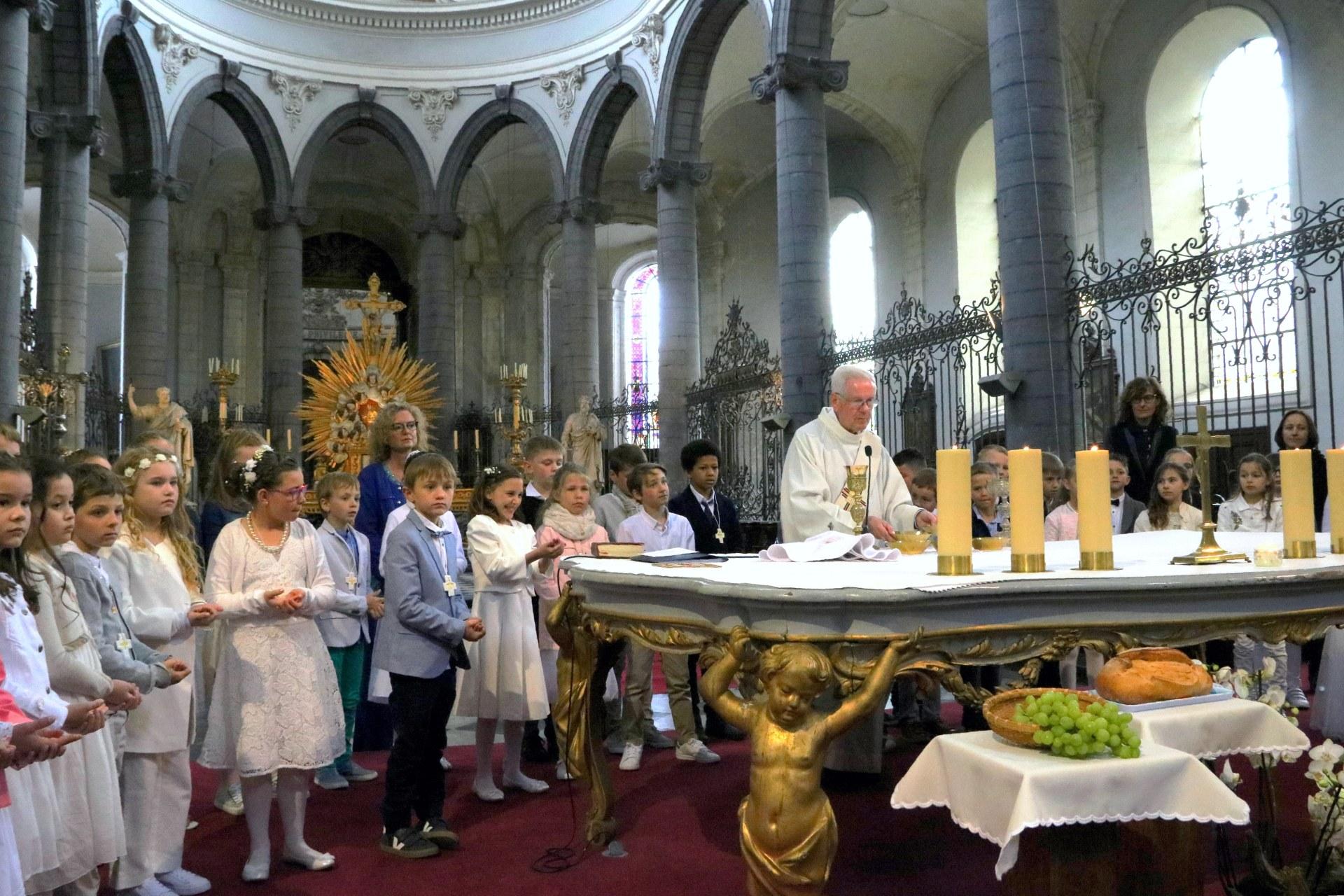 1904 - Premières communions (St-Jean) 95