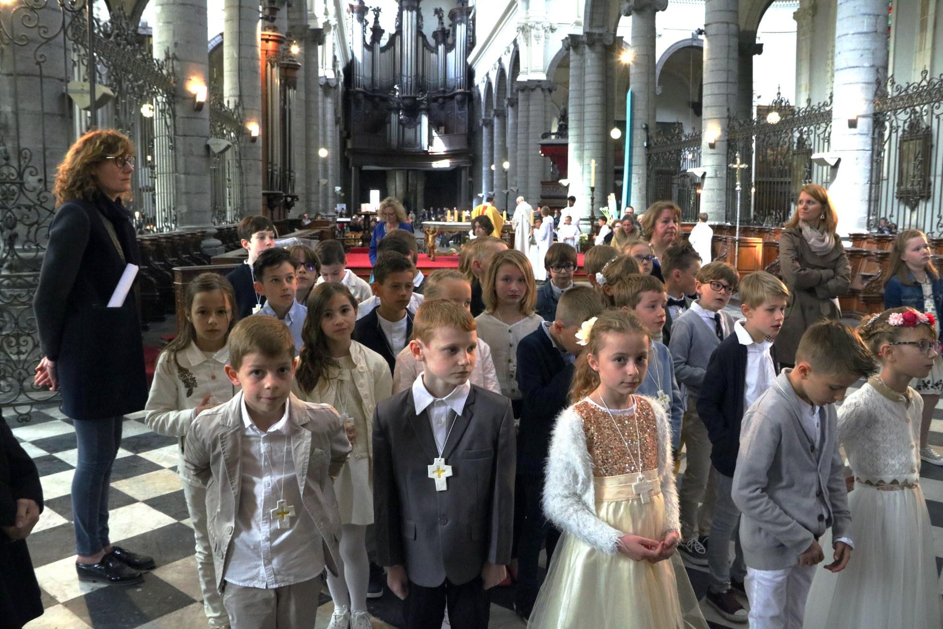1904 - Premières communions (St-Jean) 96