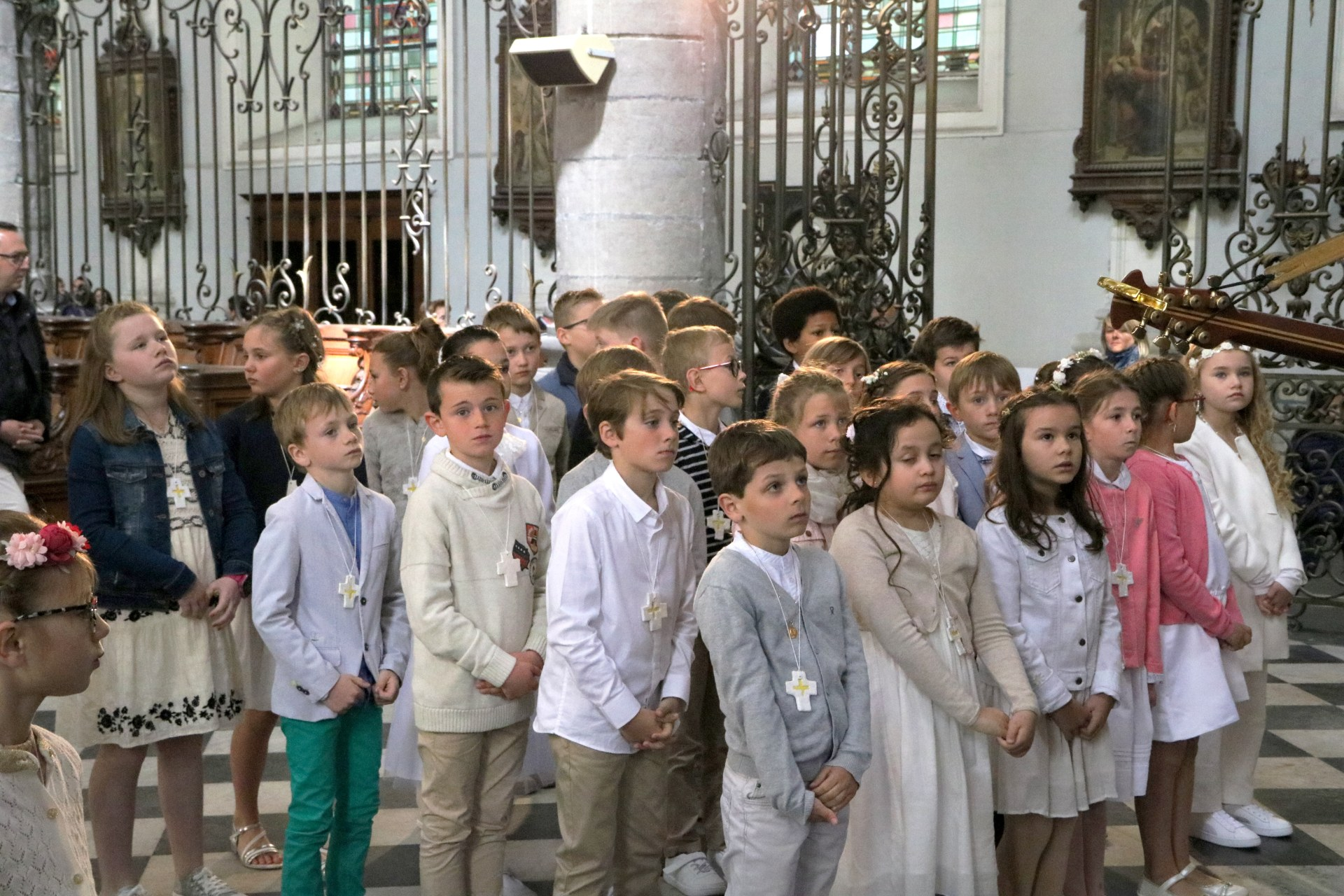 1904 - Premières communions (St-Jean) 97