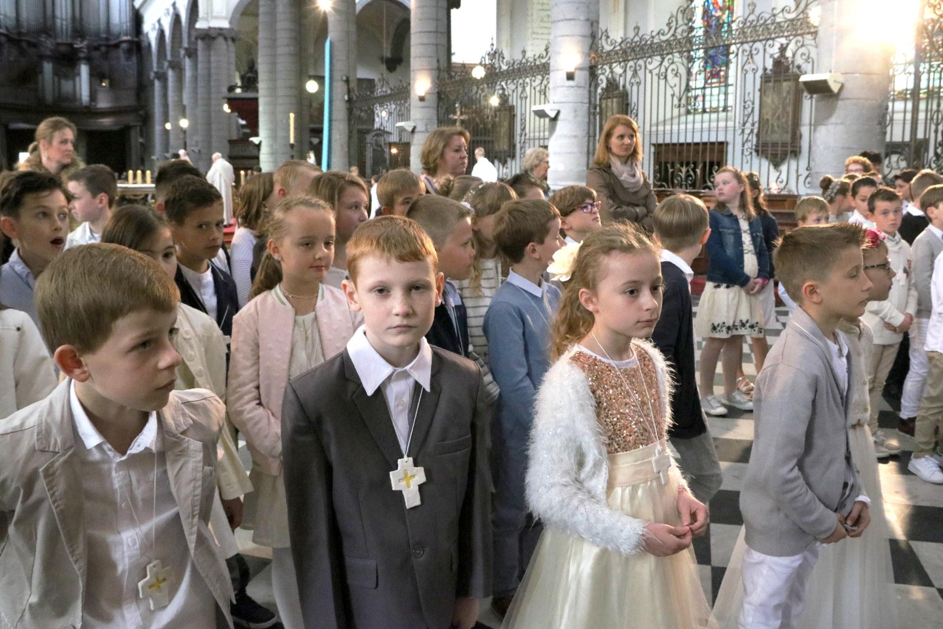 1904 - Premières communions (St-Jean) 98