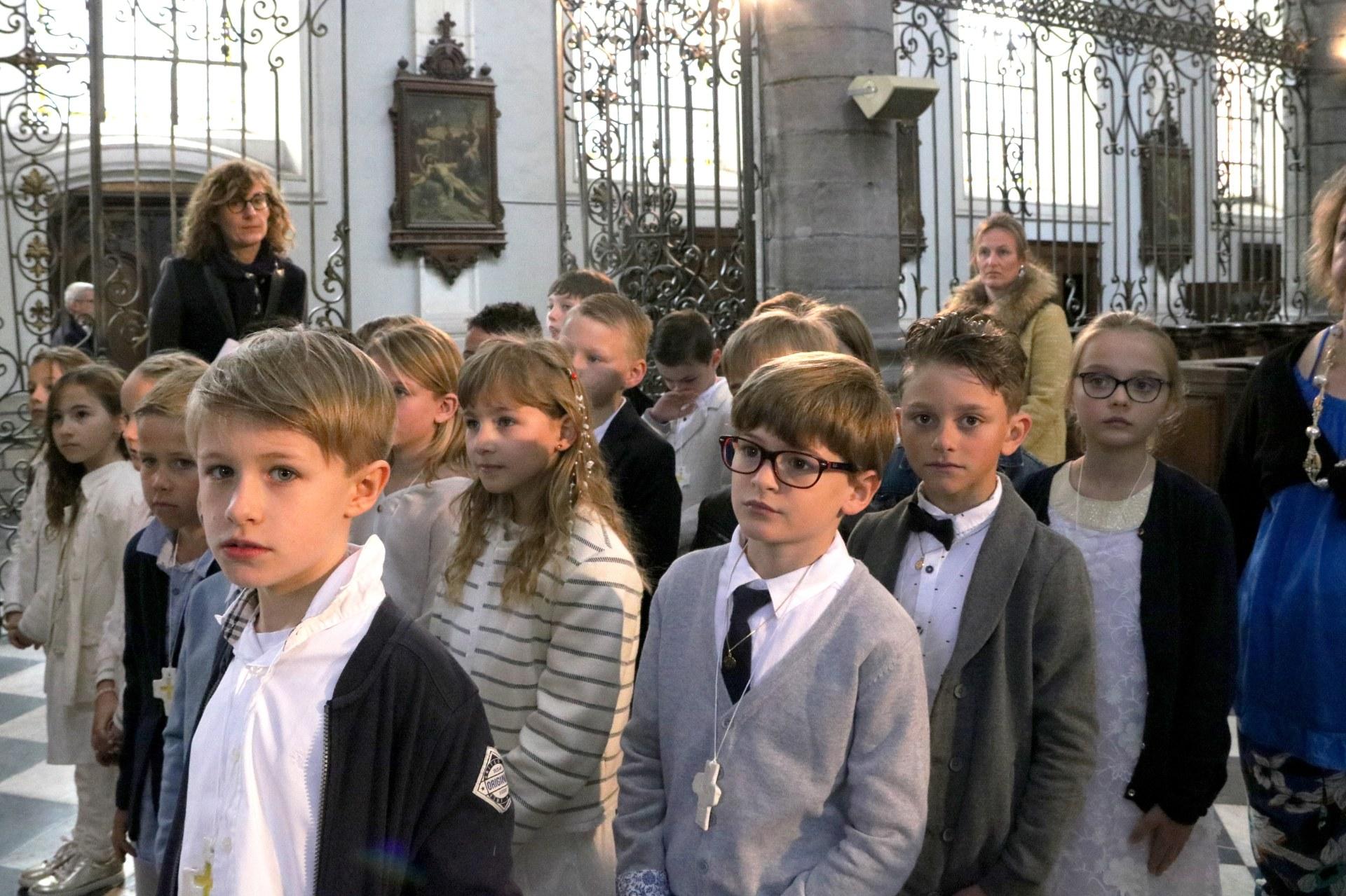1904 - Premières communions (St-Jean) 99