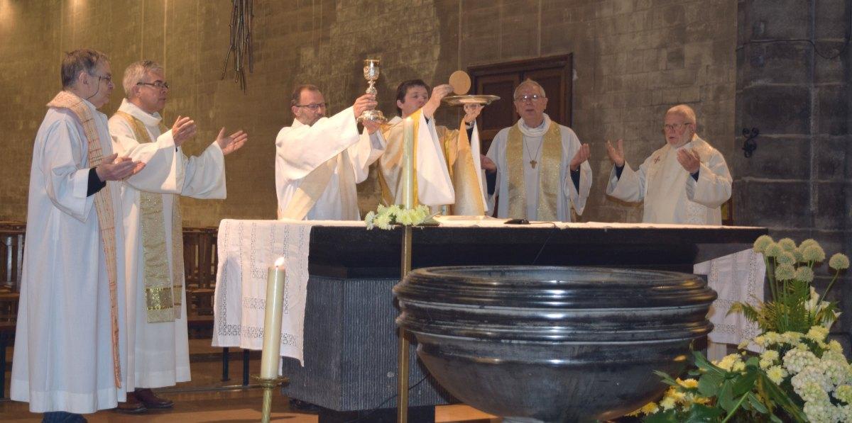 Ste Trinité - 10 ans d'ordination Matthieu - 1