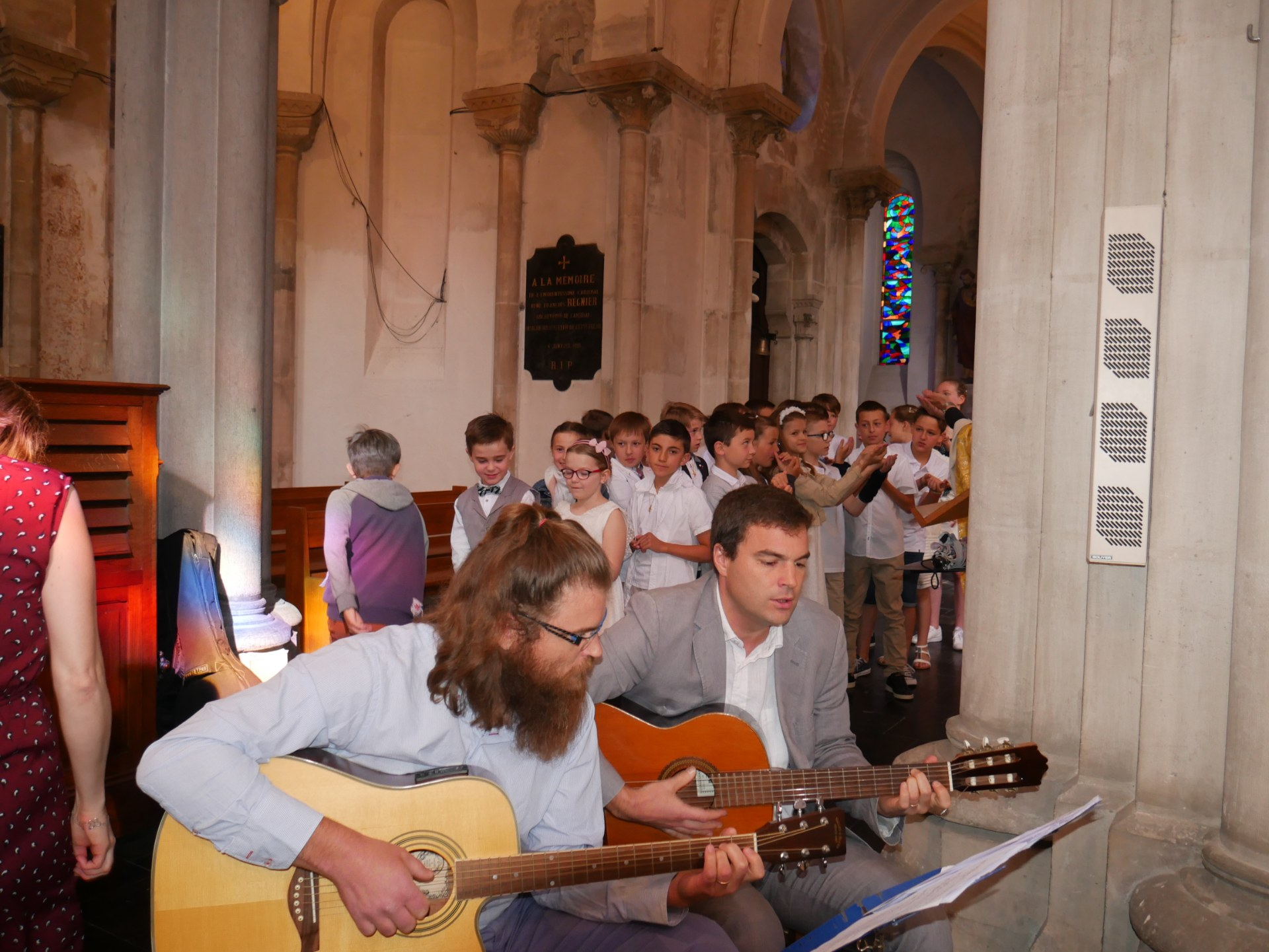 1eres communions 2018 Immaculee (1)