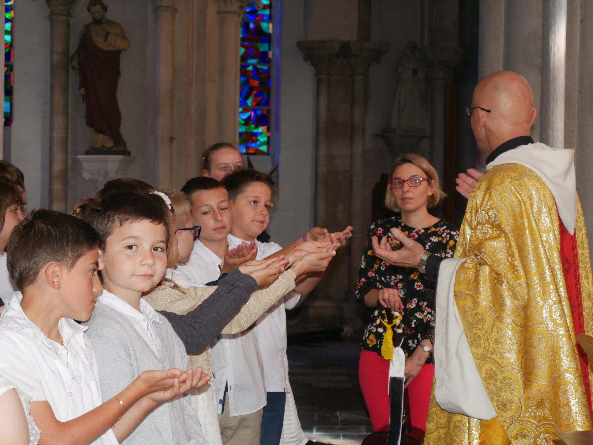 1eres communions 2018 Immaculee (3)