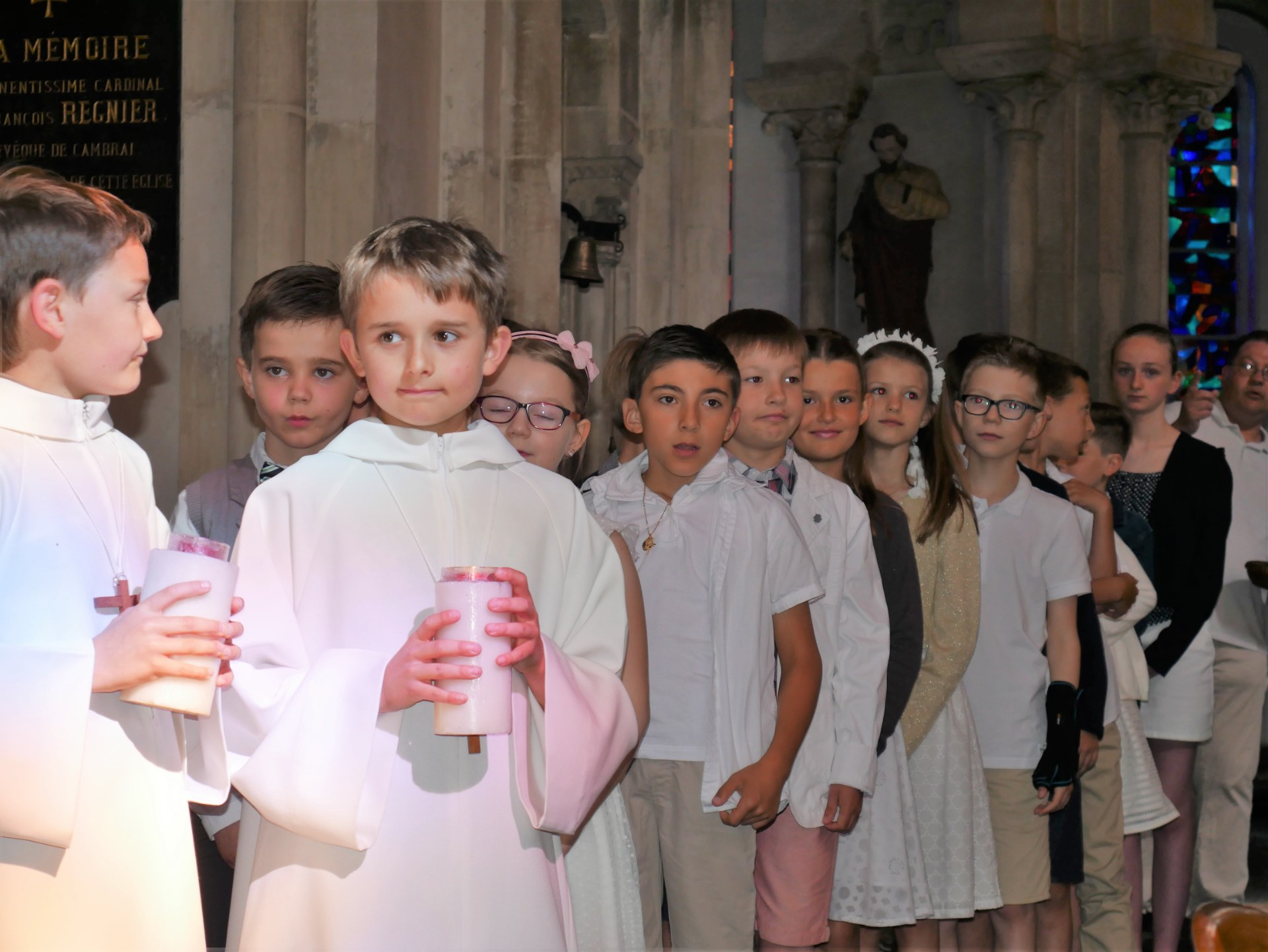 1eres communions 2018 Immaculee (5)