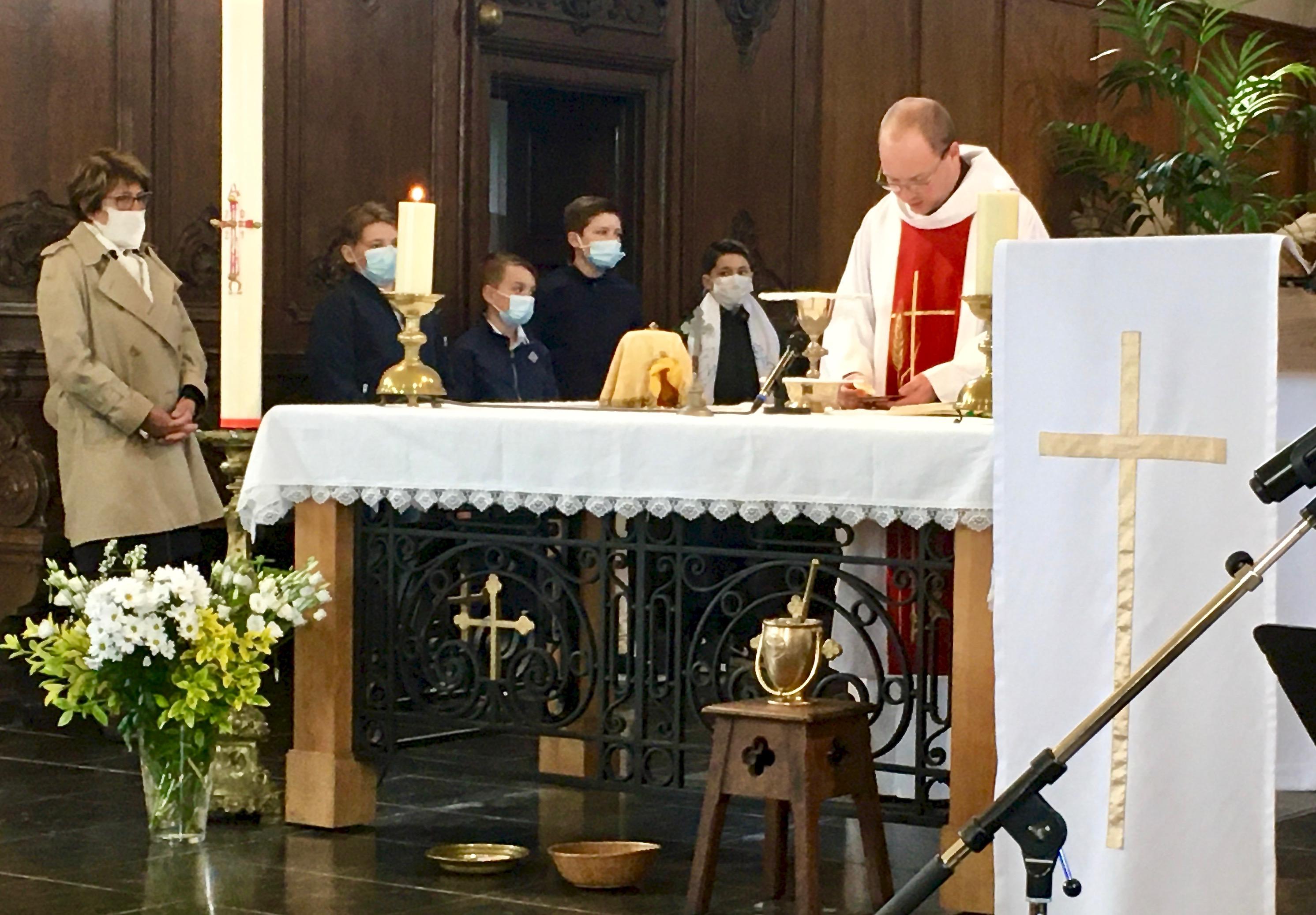 1eres communions Batellerie 1er mai 2021 4