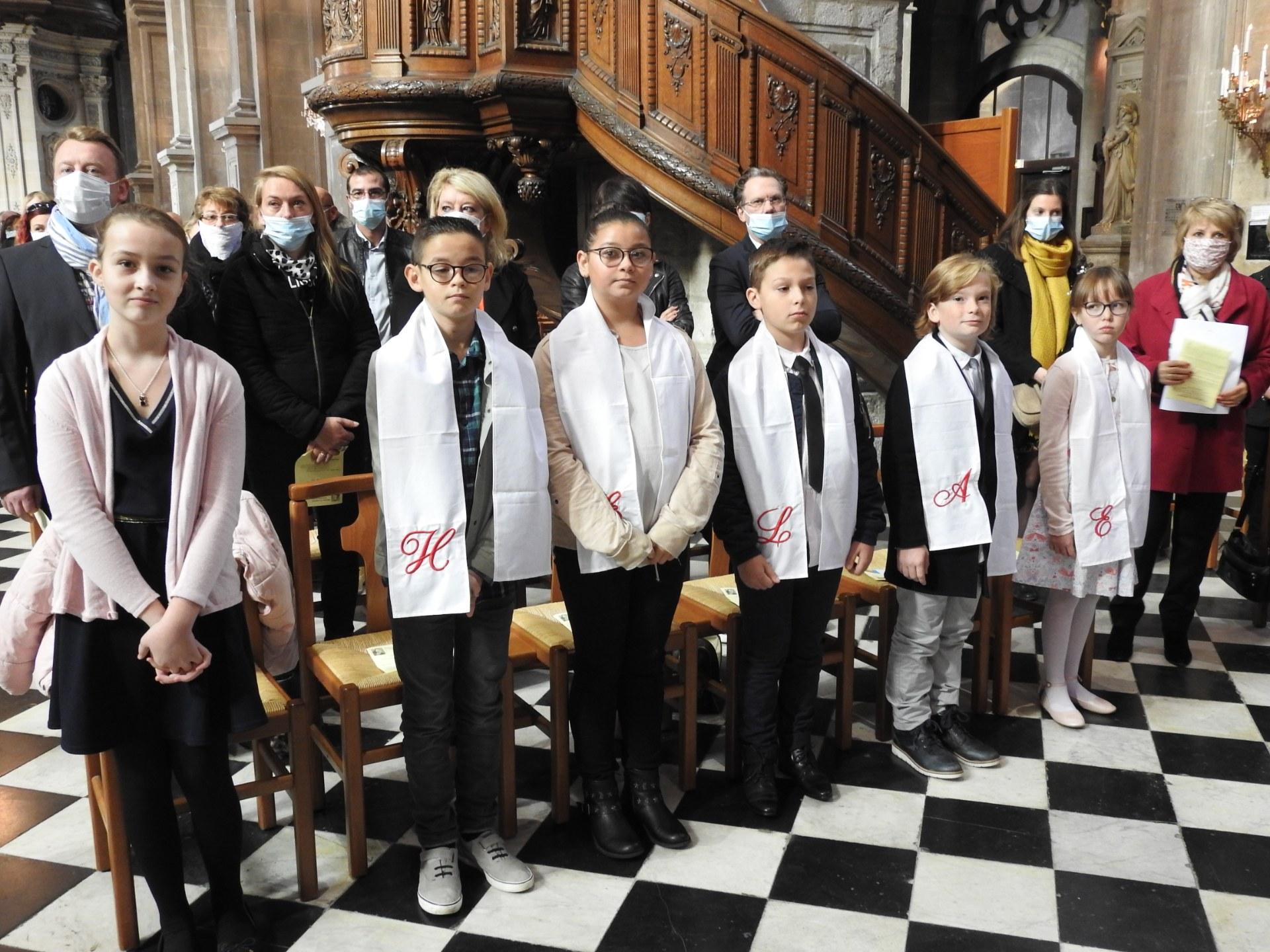 1eres communions St Francois 2020 (17)