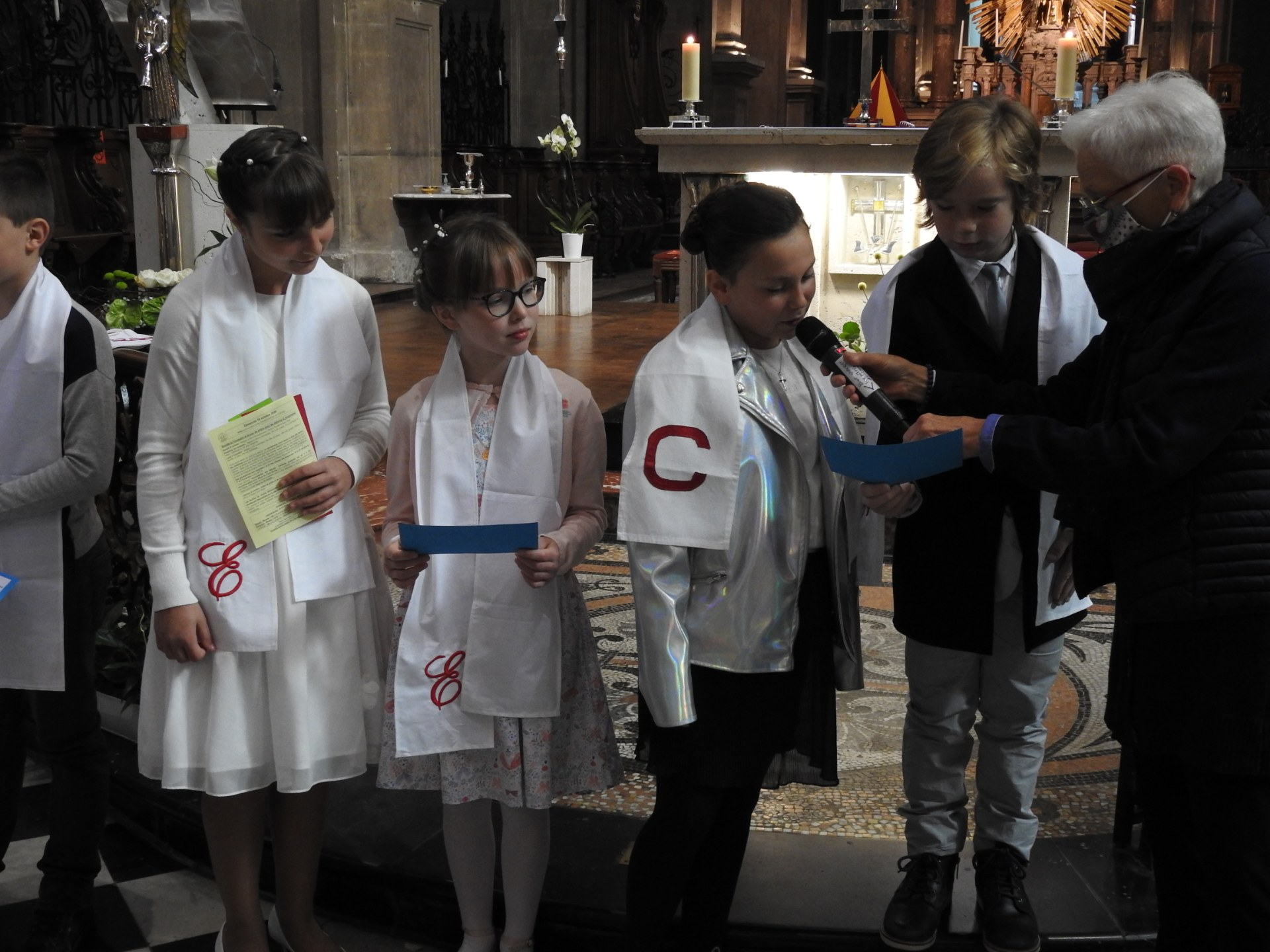 1eres communions St Francois 2020 (24)