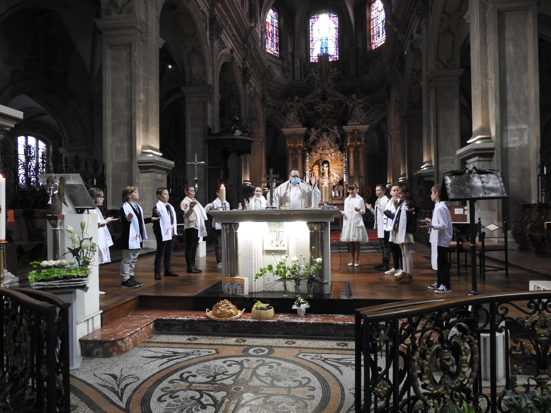 1eres communions St Francois 2020 (26)