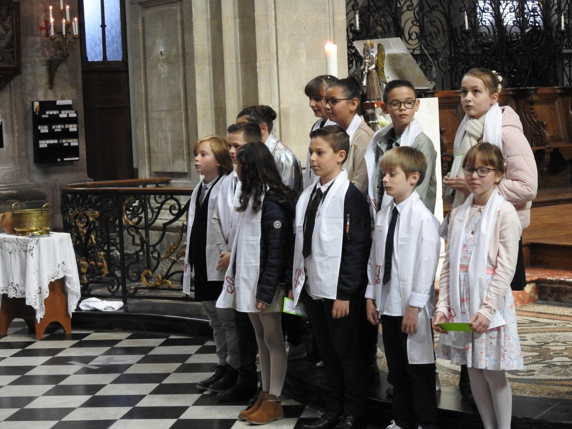 1eres communions St Francois 2020 (38)