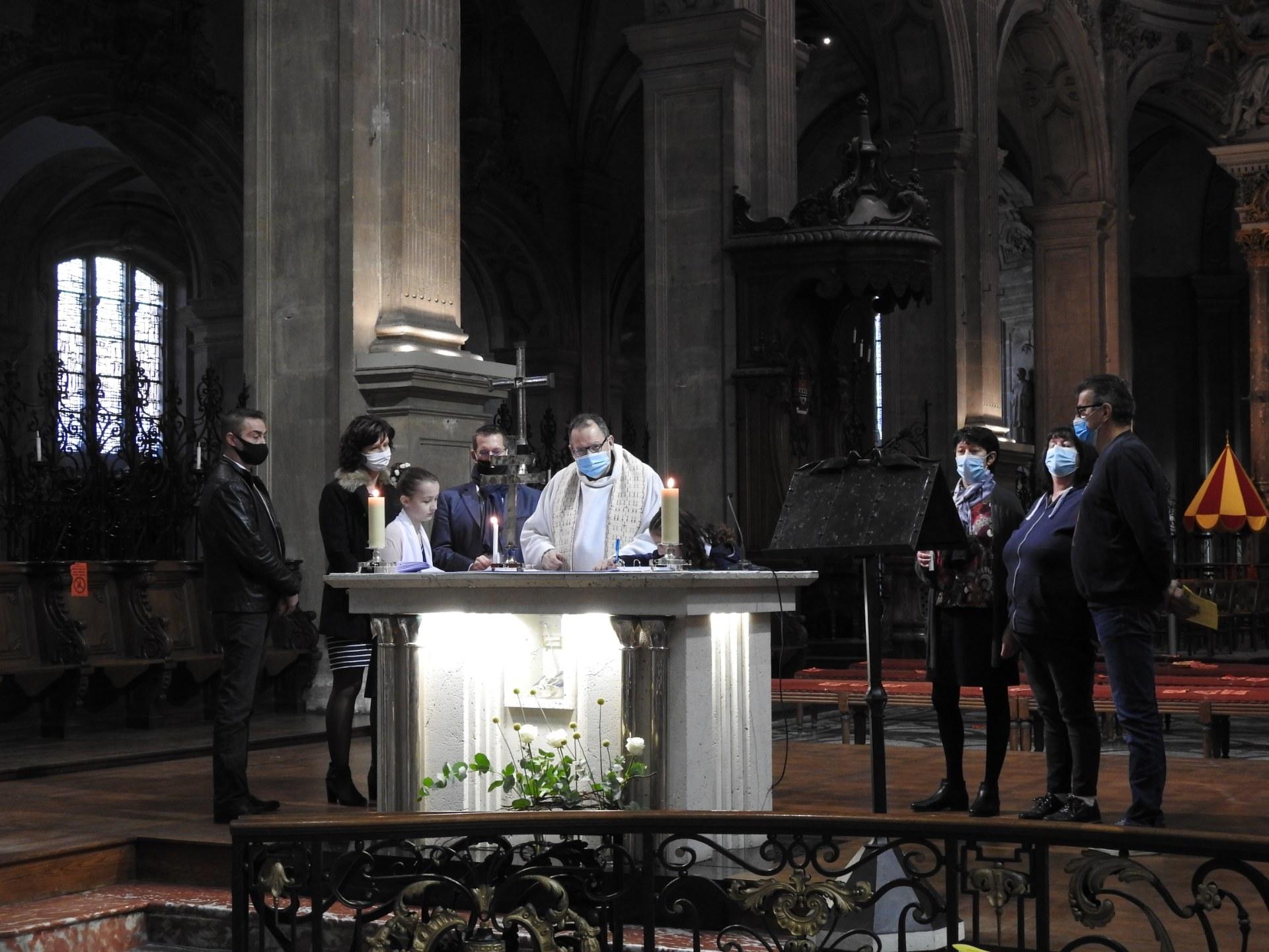 1eres communions St Francois 2020 (42)