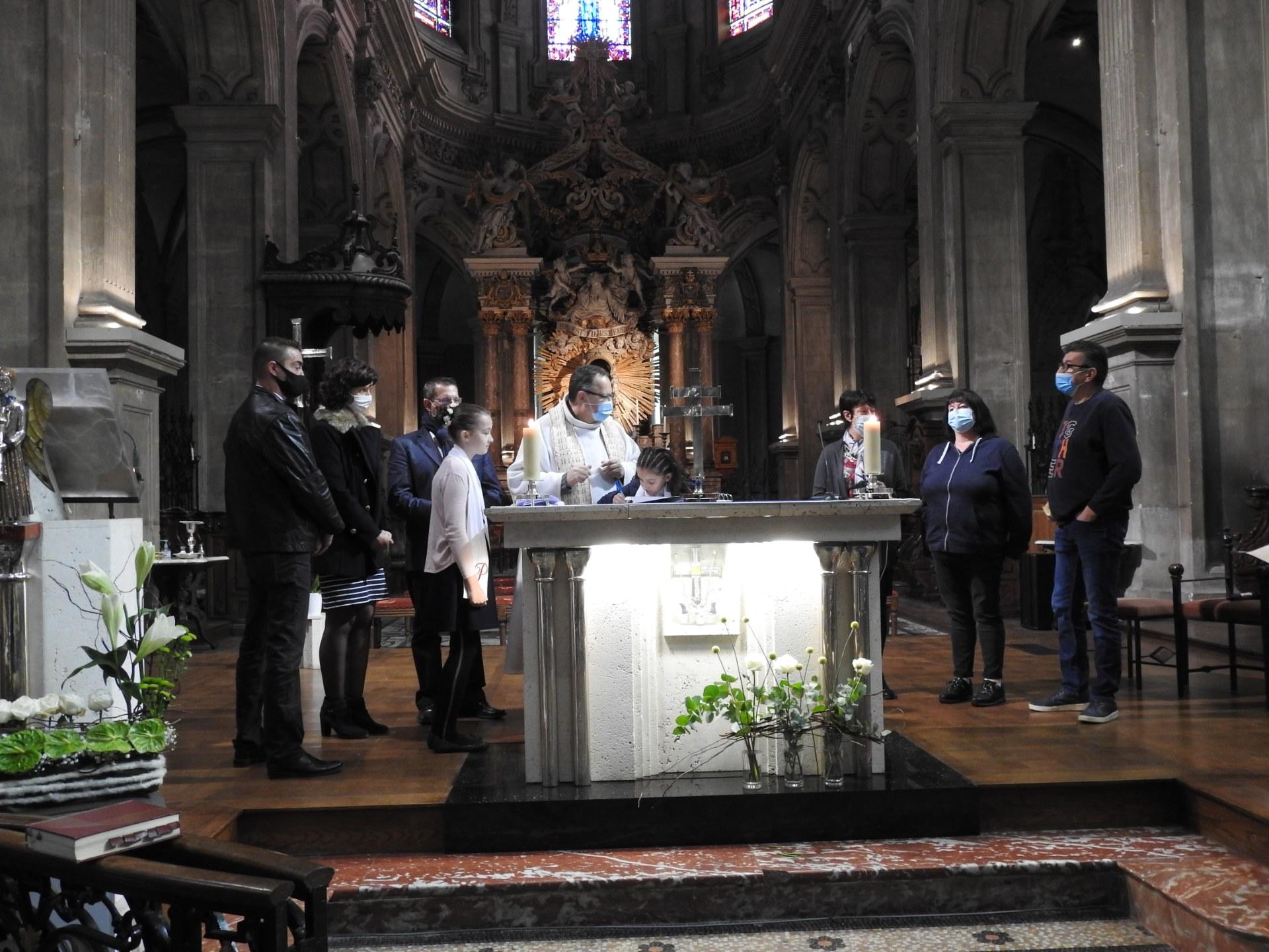 1eres communions St Francois 2020 (43)