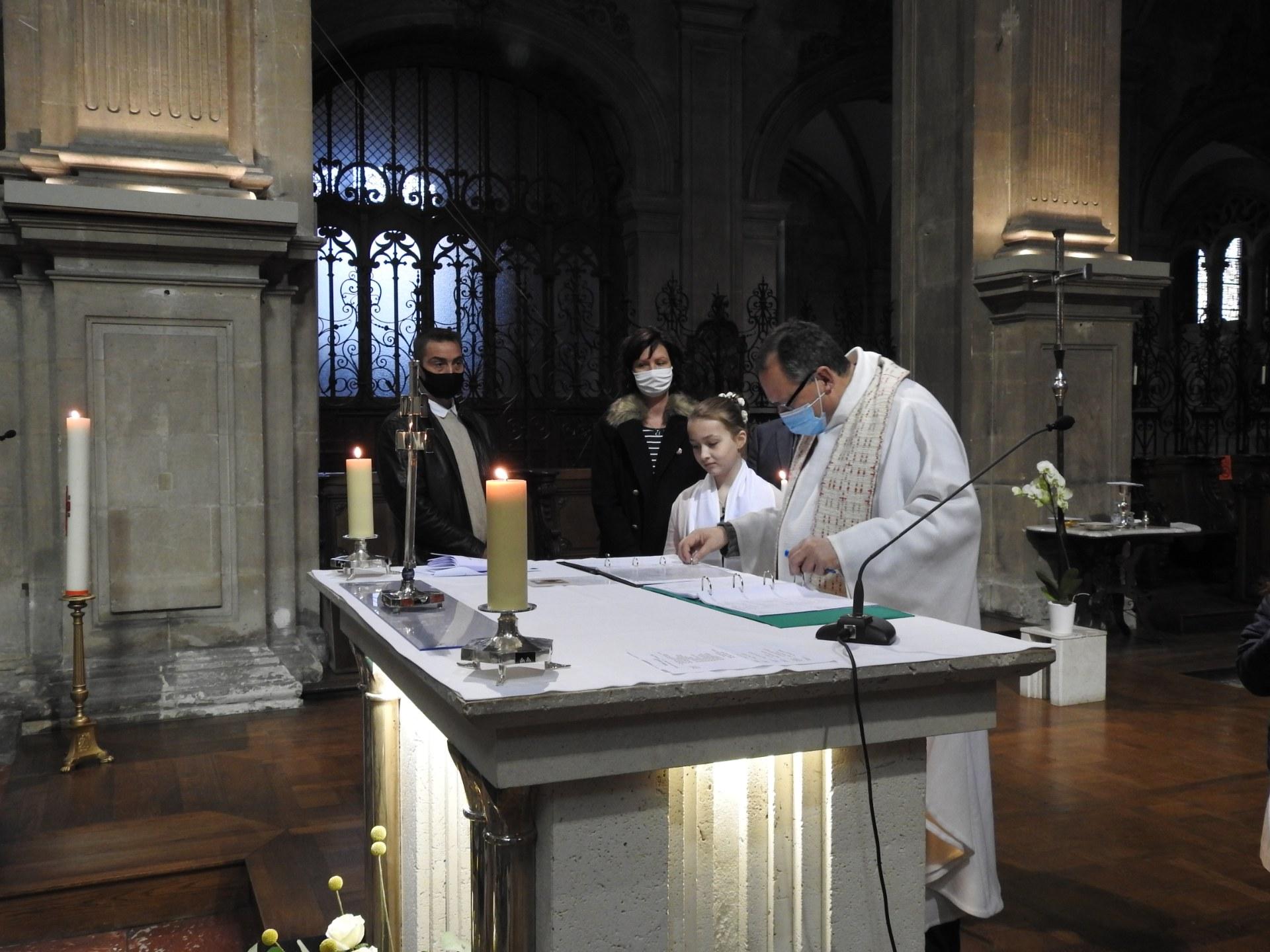 1eres communions St Francois 2020 (45)