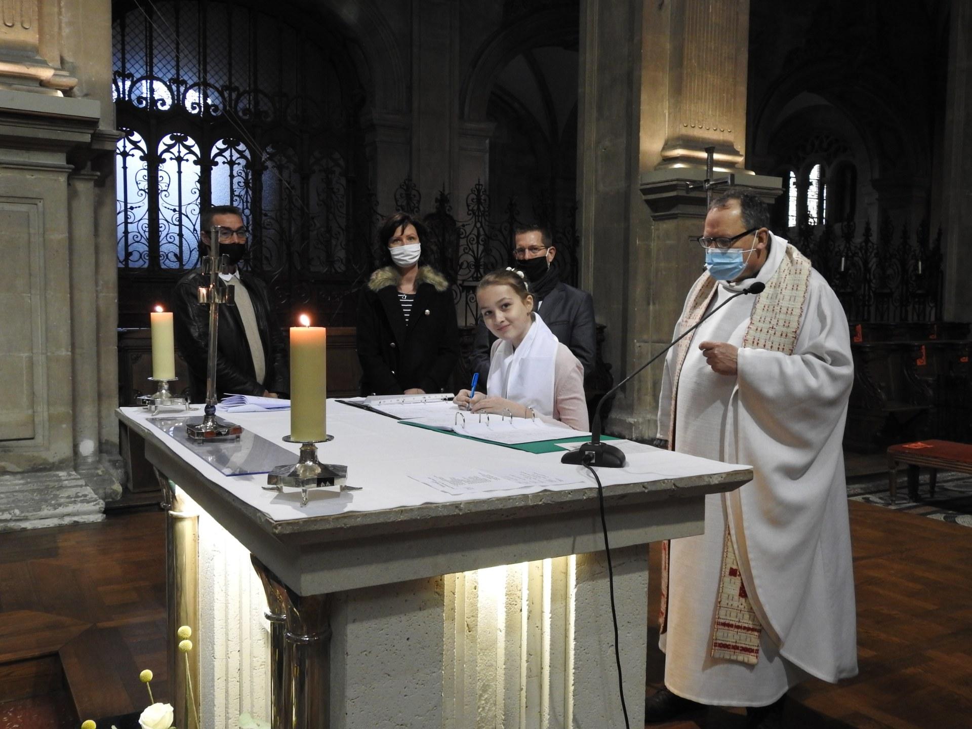 1eres communions St Francois 2020 (48)