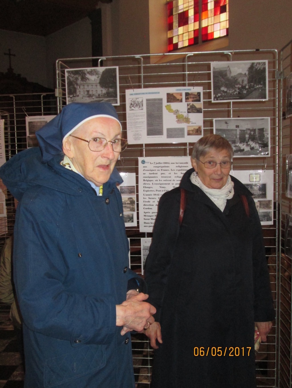 EXPOSITION AU COLLÈGE SAINTE THÉRÈSE : 200 ANS D'HISTOIRE