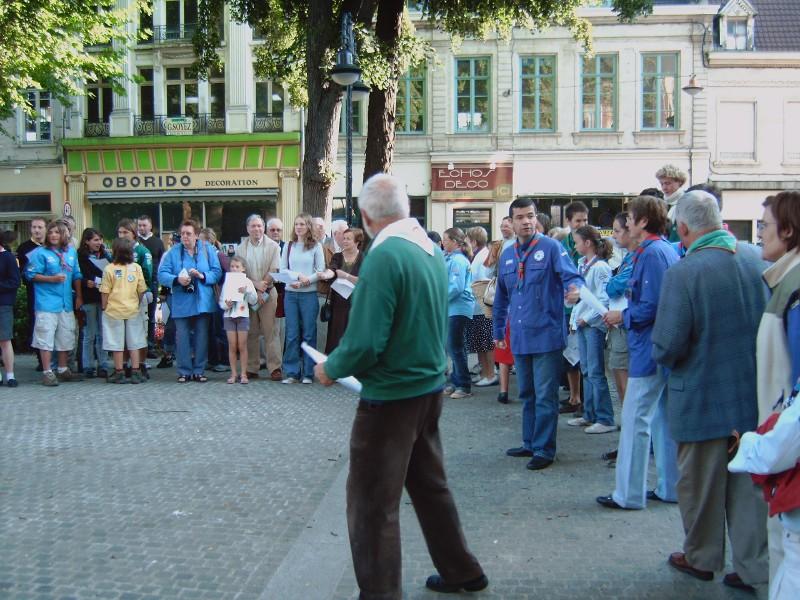 2007-08-01 Centenaire scoutisme Valenciennes 006