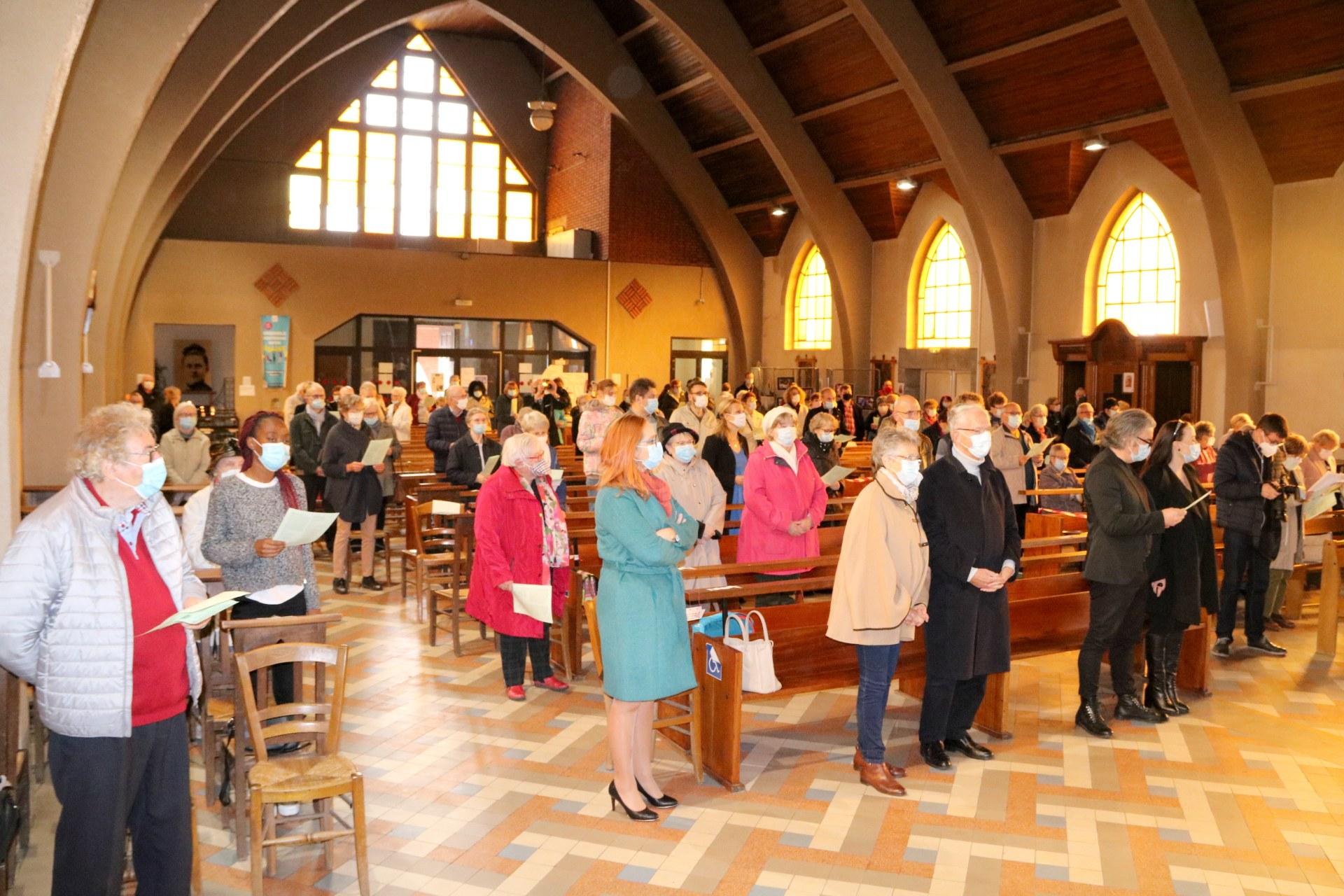 2010 - Messe présidée par Mgr DOLLMANN 10