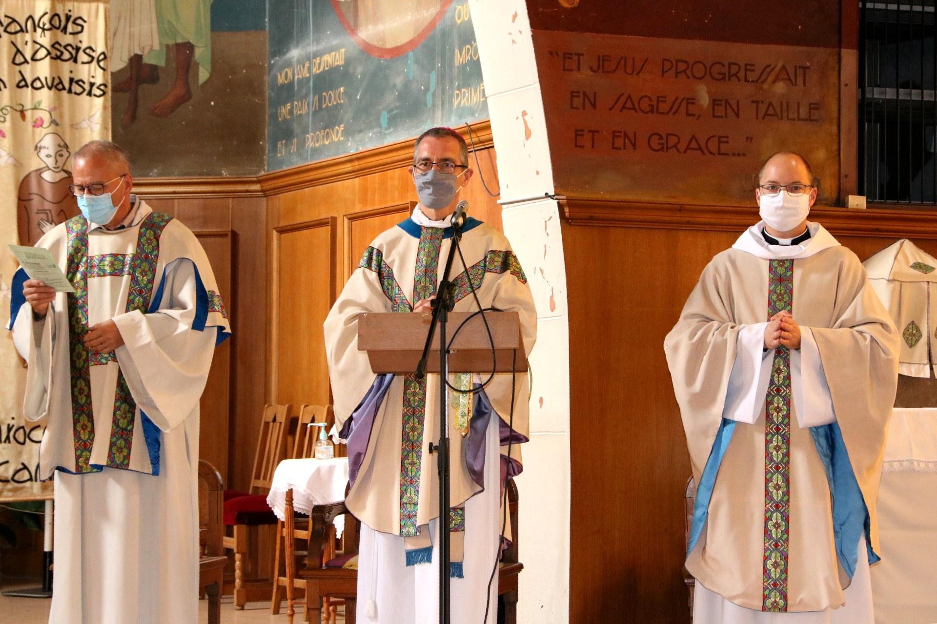2010 - Messe présidée par Mgr DOLLMANN 11