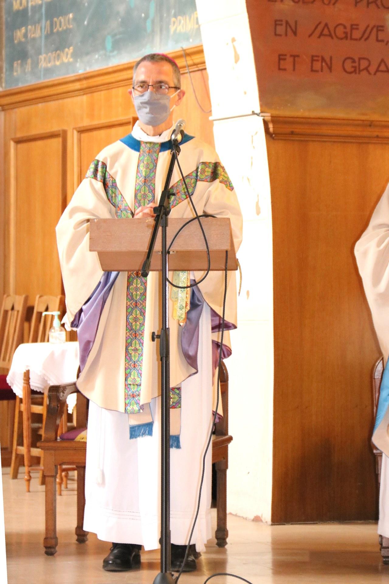 2010 - Messe présidée par Mgr DOLLMANN 13