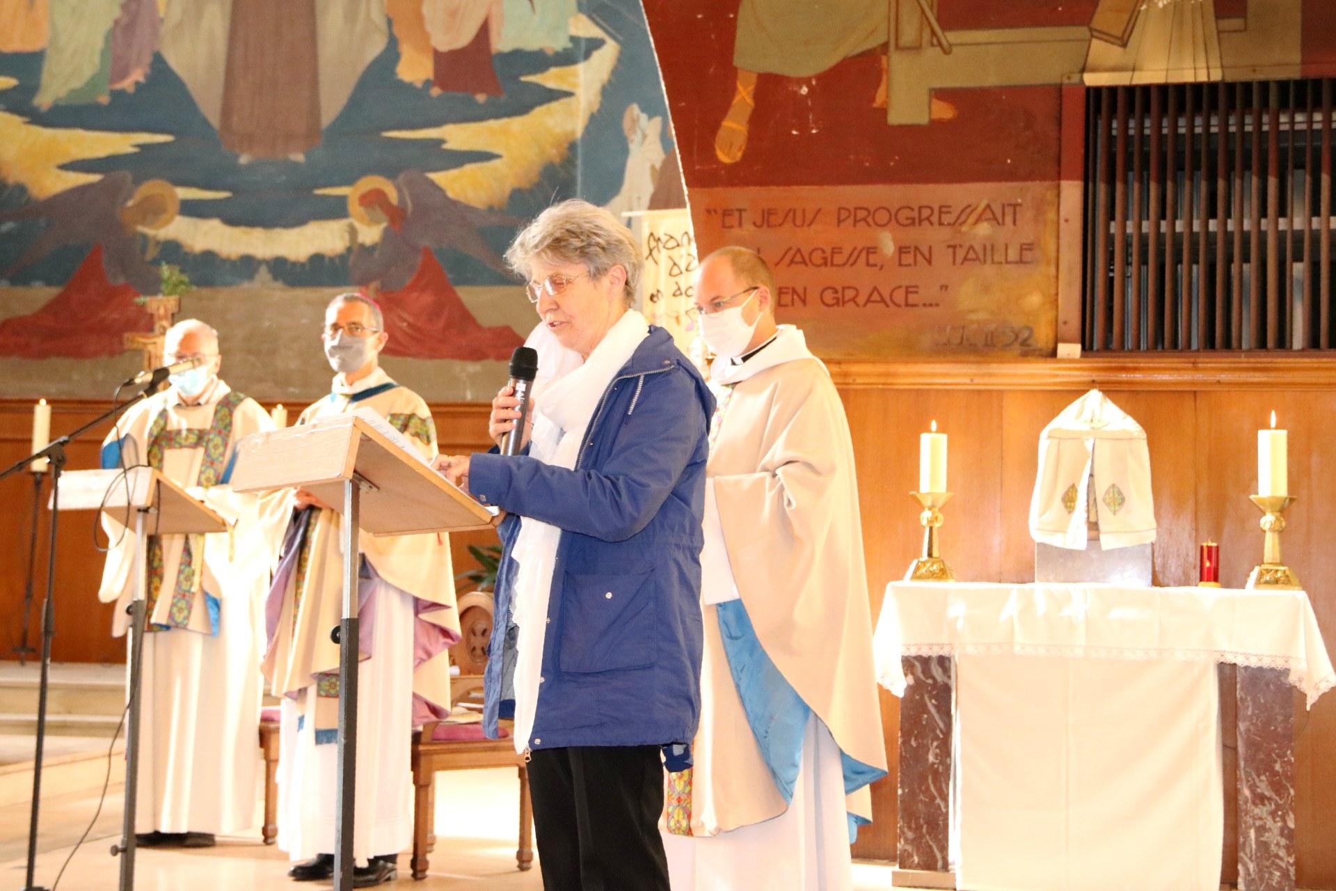 2010 - Messe présidée par Mgr DOLLMANN 16