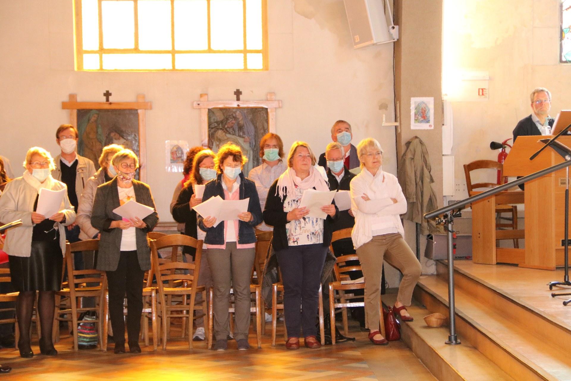 2010 - Messe présidée par Mgr DOLLMANN 17