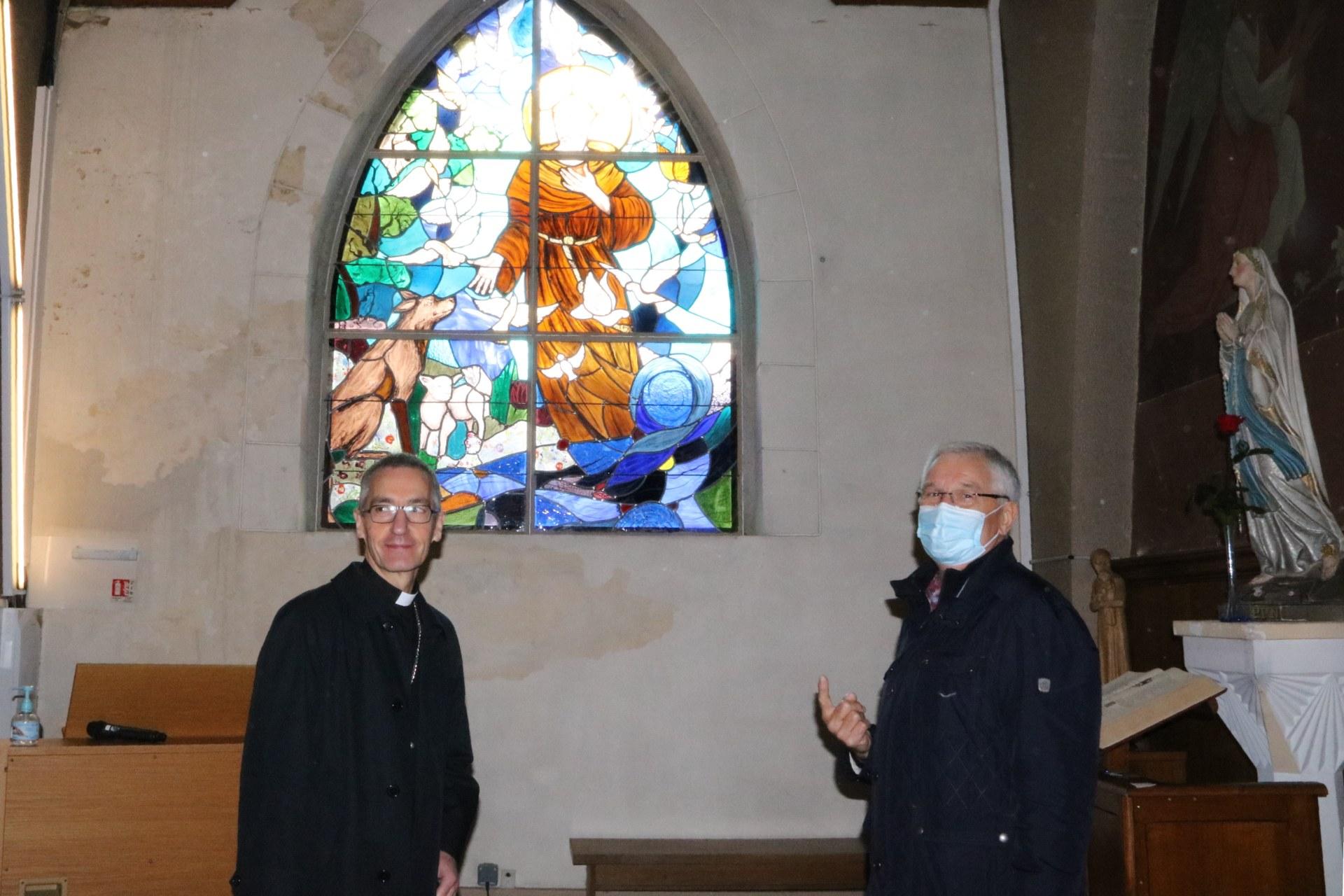 2010 - Messe présidée par Mgr DOLLMANN 3