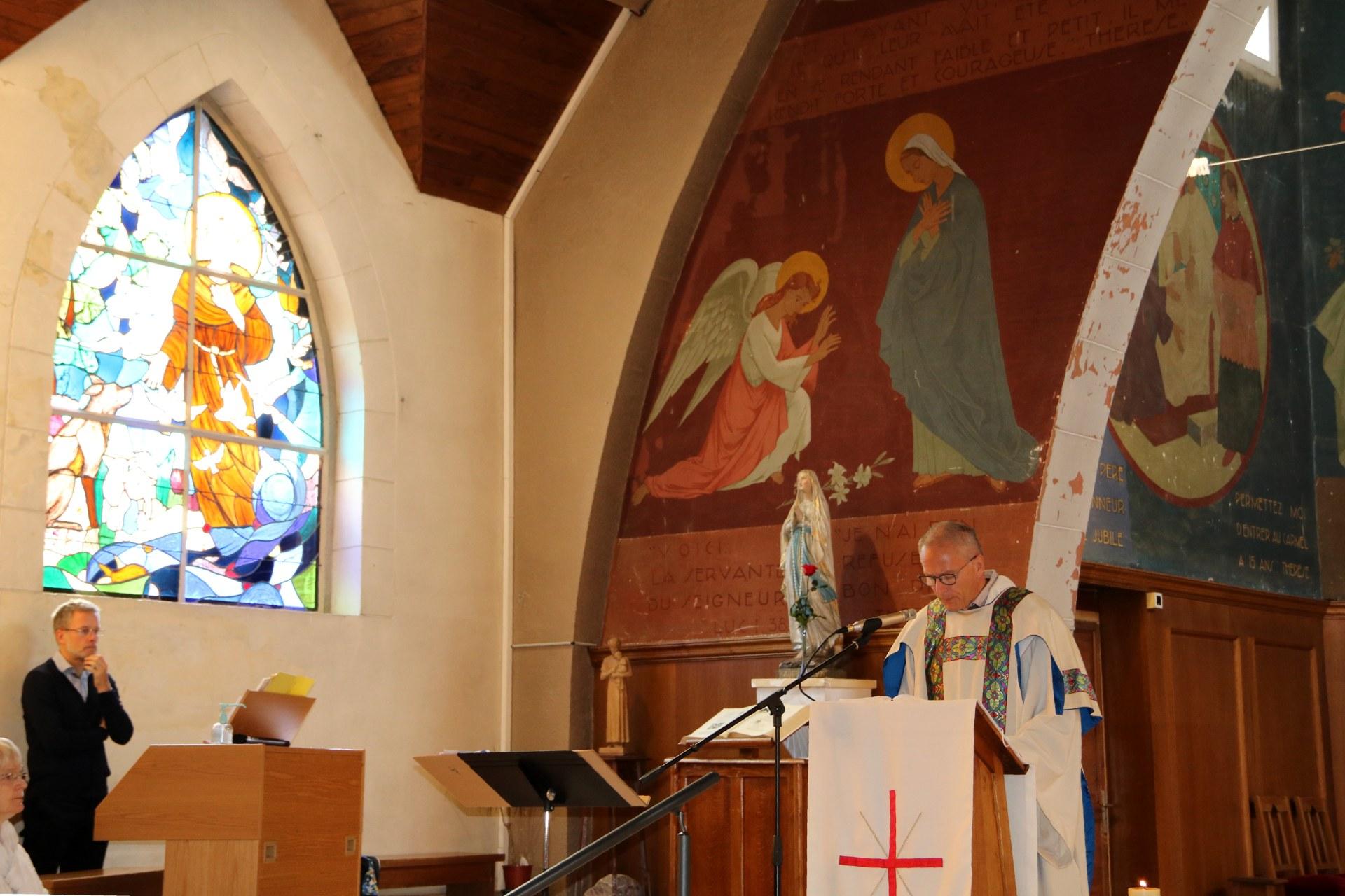2010 - Messe présidée par Mgr DOLLMANN 31