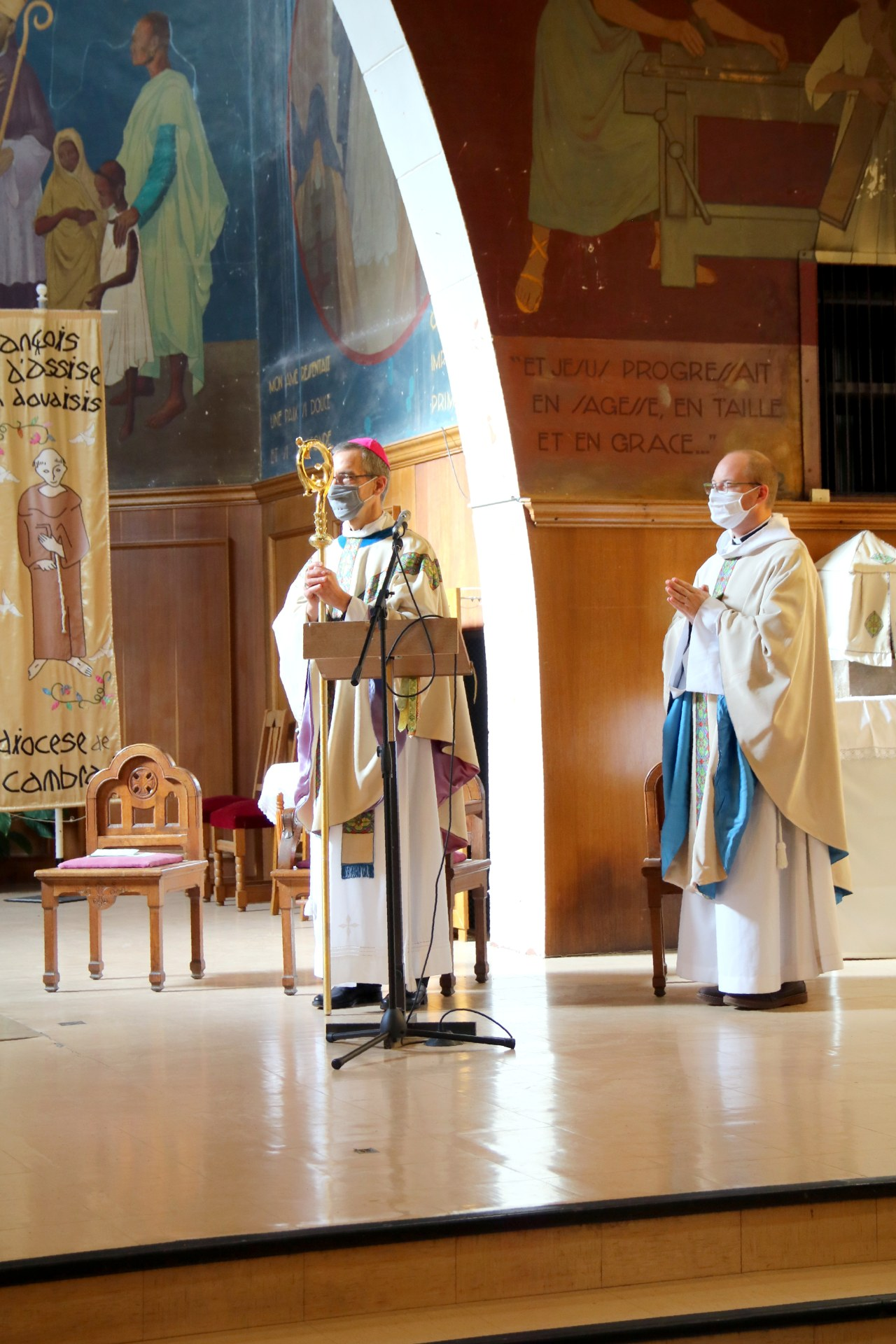 2010 - Messe présidée par Mgr DOLLMANN 33