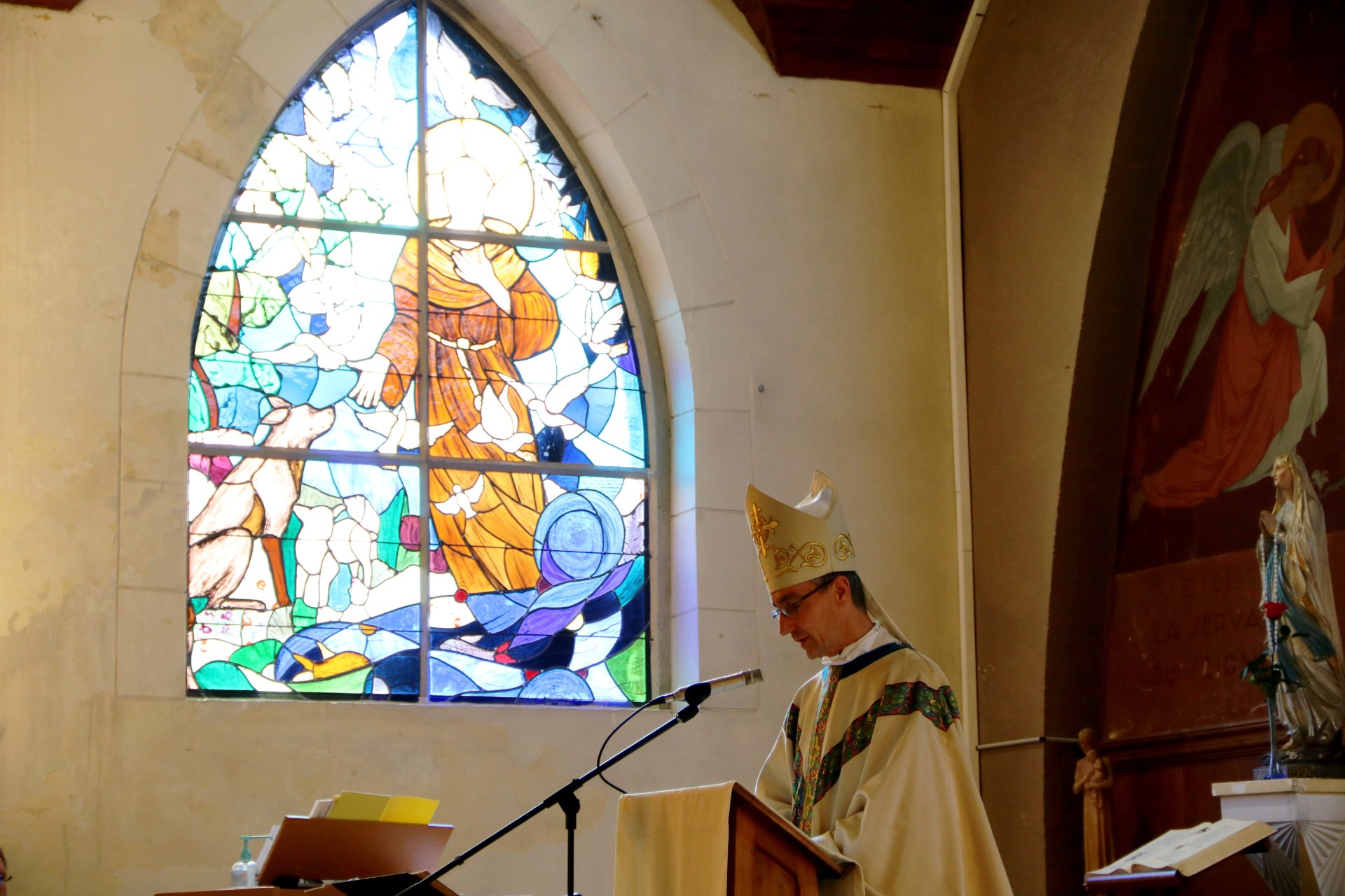 2010 - Messe présidée par Mgr DOLLMANN 35