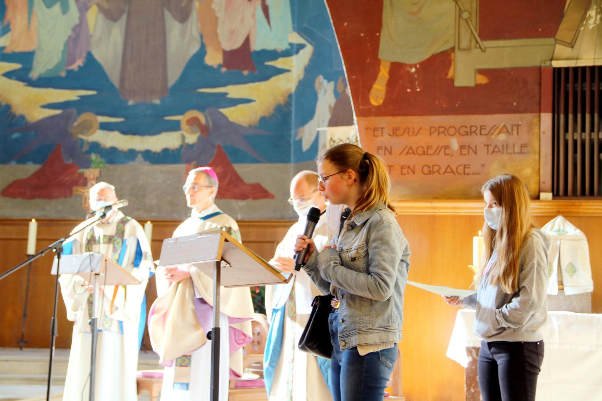 2010 - Messe présidée par Mgr DOLLMANN 39
