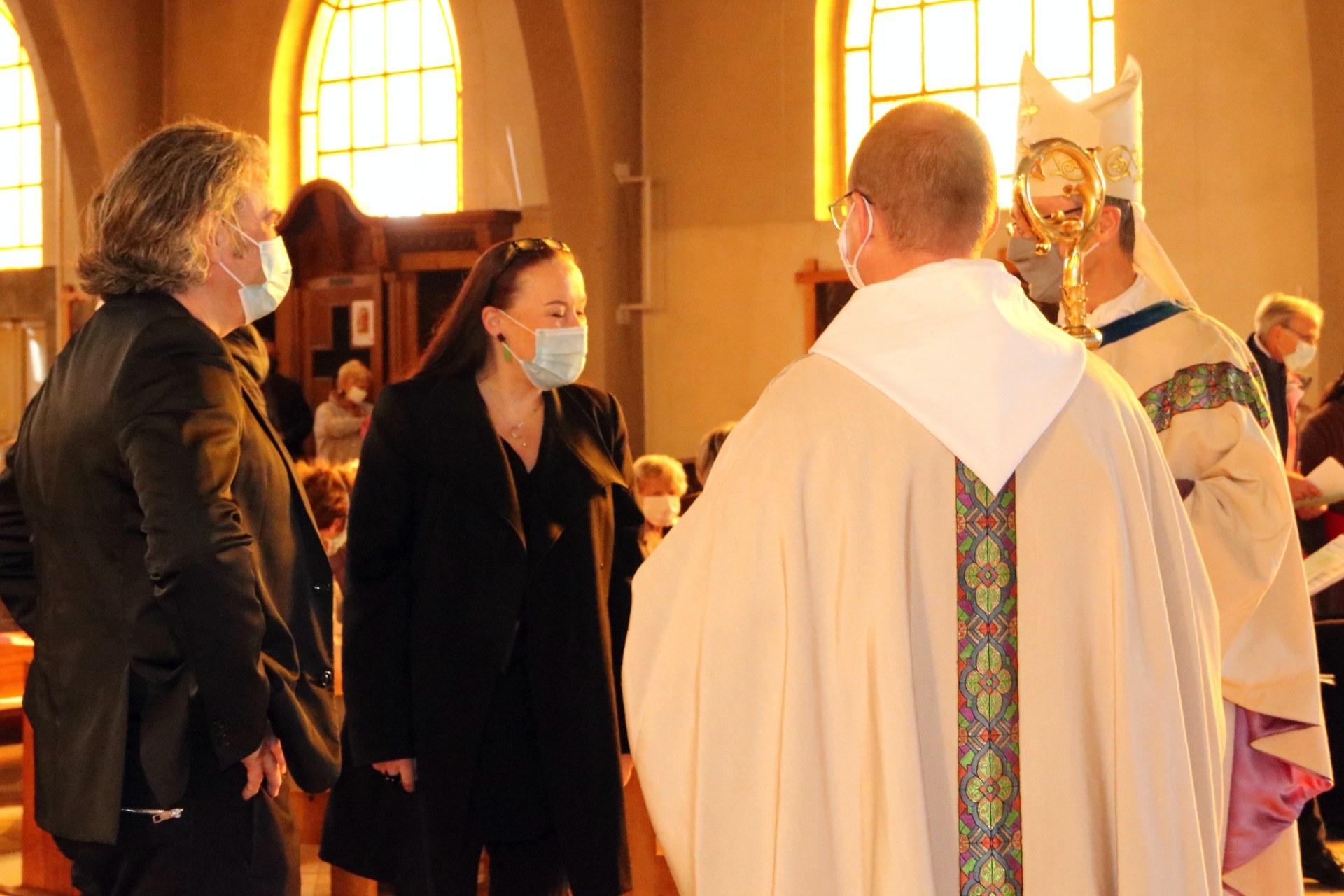 2010 - Messe présidée par Mgr DOLLMANN 4