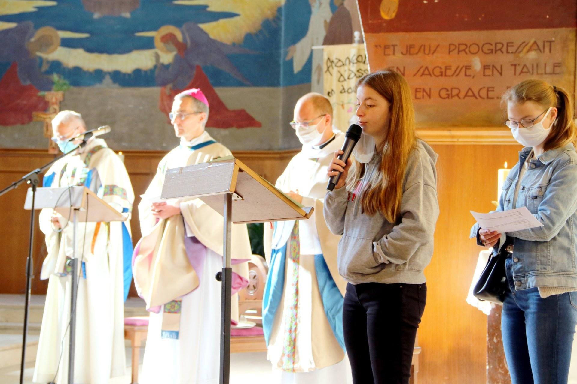 2010 - Messe présidée par Mgr DOLLMANN 40