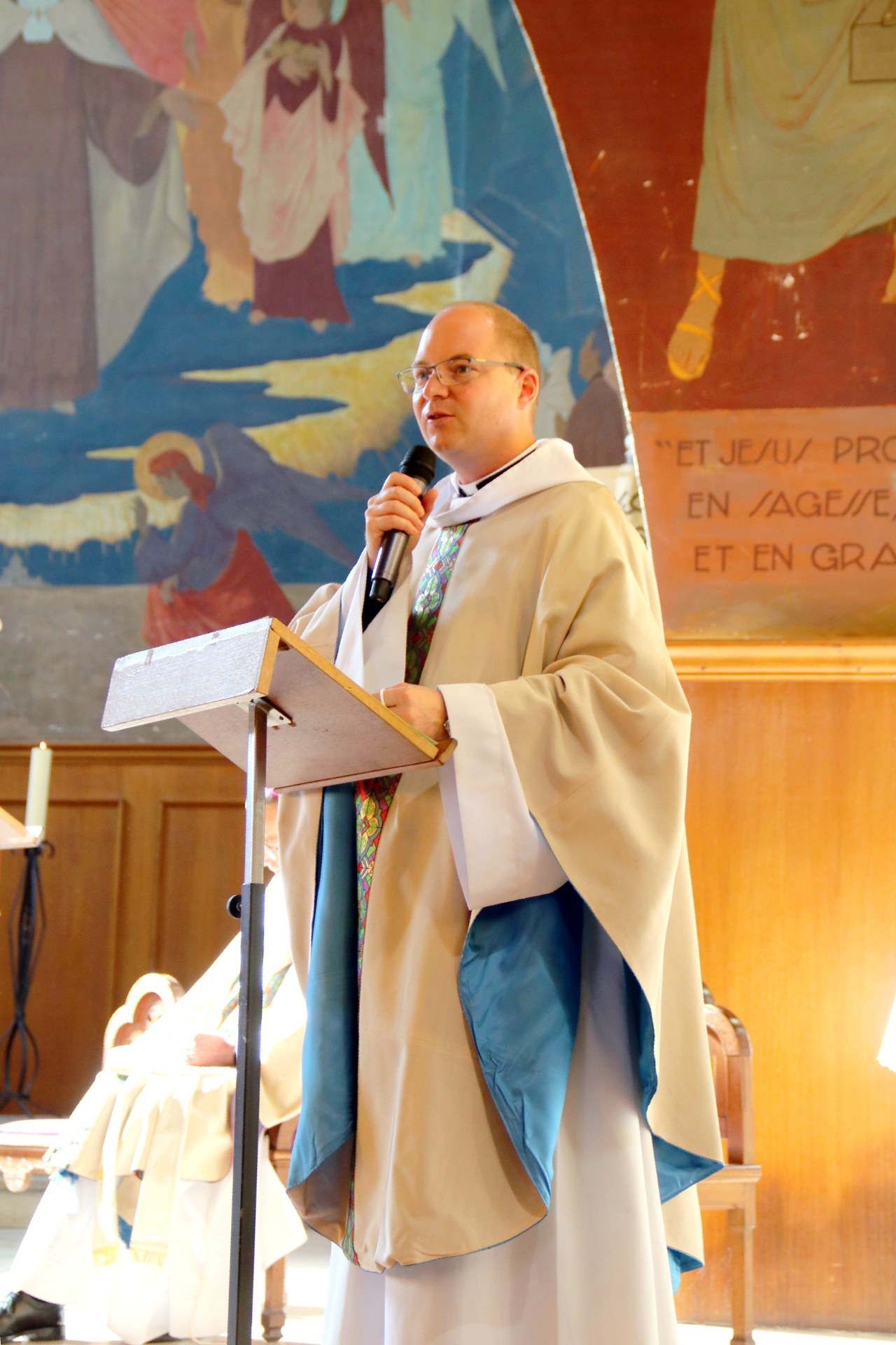 2010 - Messe présidée par Mgr DOLLMANN 41
