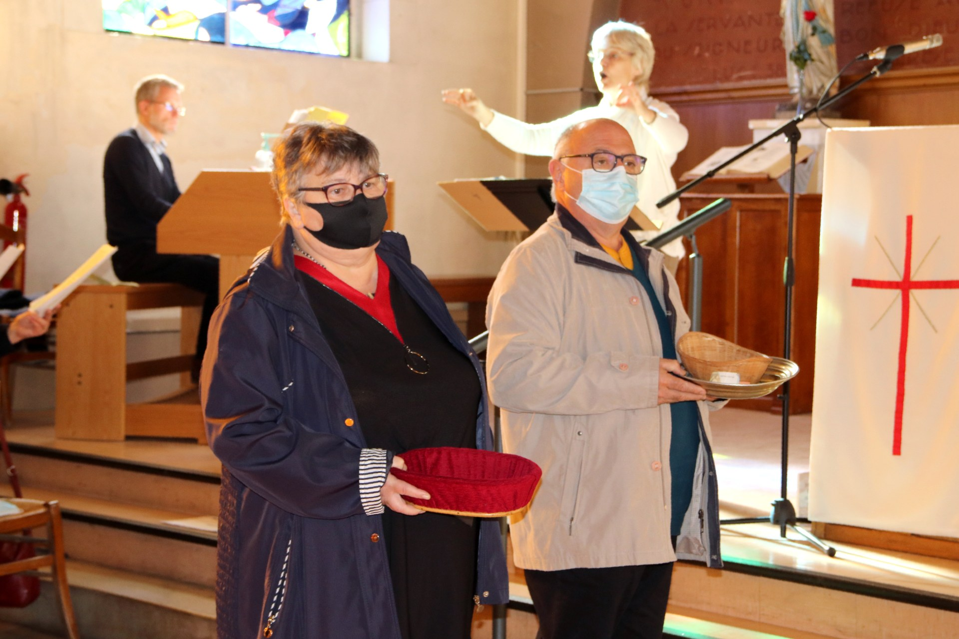 2010 - Messe présidée par Mgr DOLLMANN 46