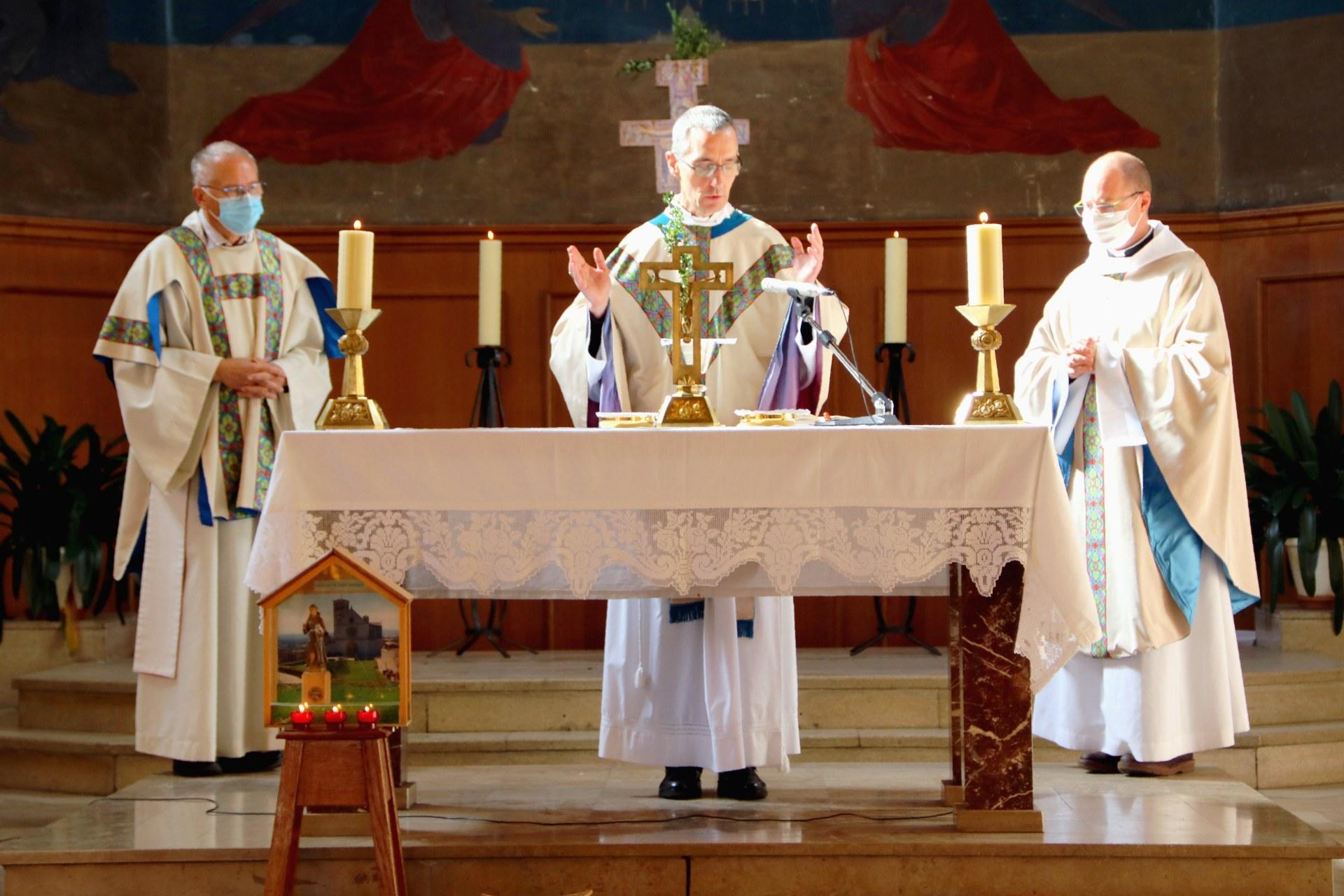 2010 - Messe présidée par Mgr DOLLMANN 47