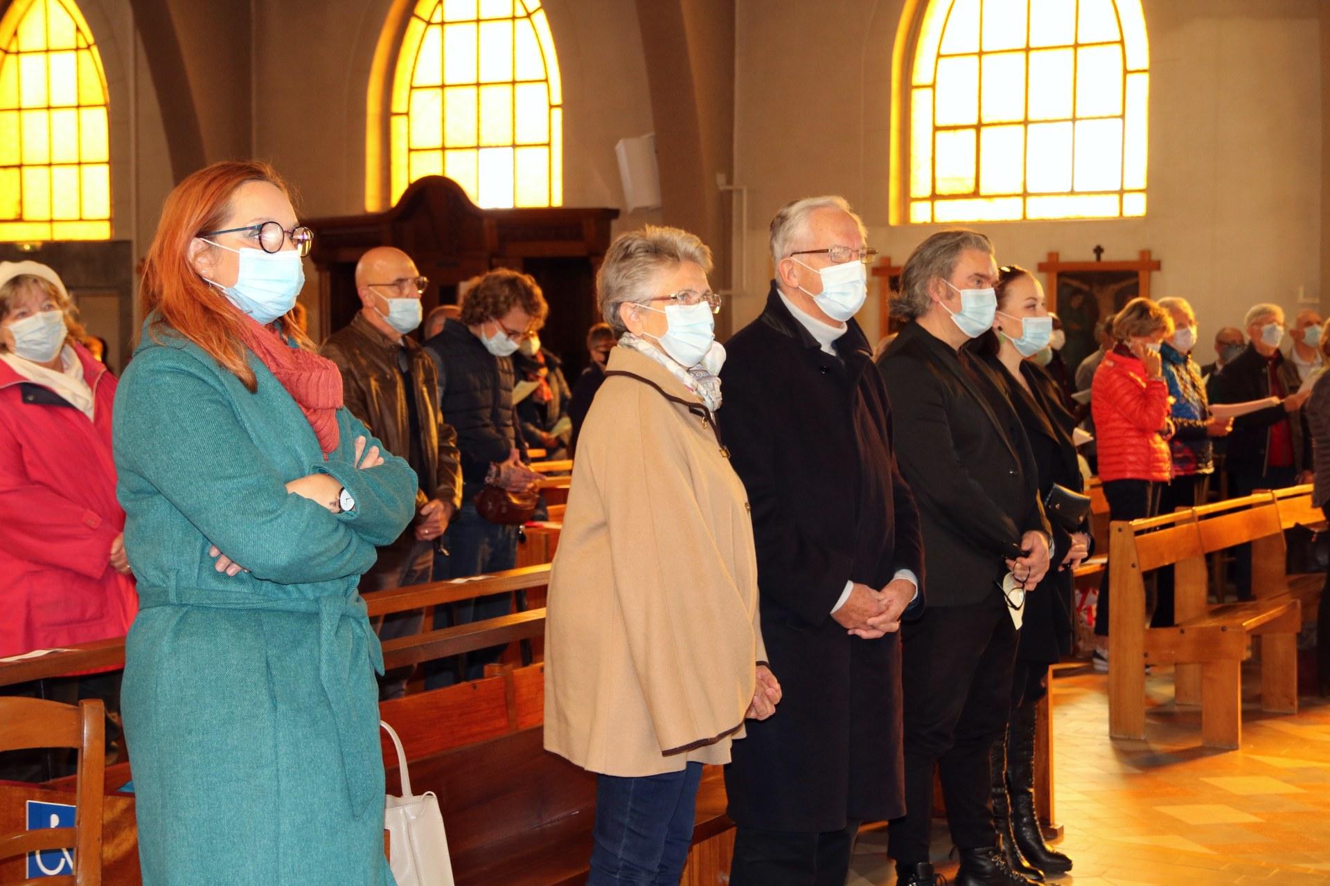 2010 - Messe présidée par Mgr DOLLMANN 51