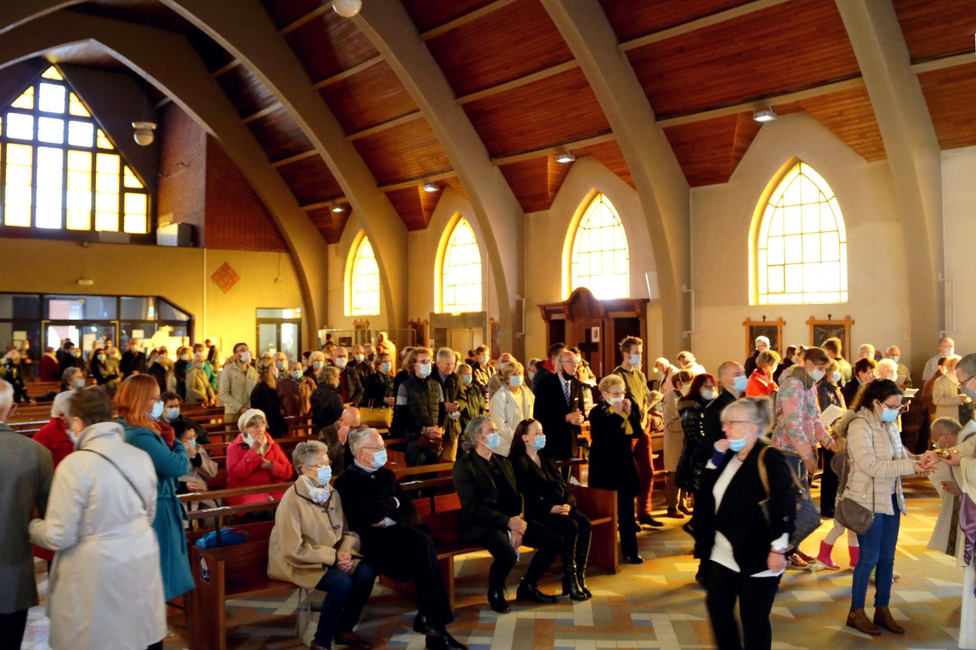 2010 - Messe présidée par Mgr DOLLMANN 55