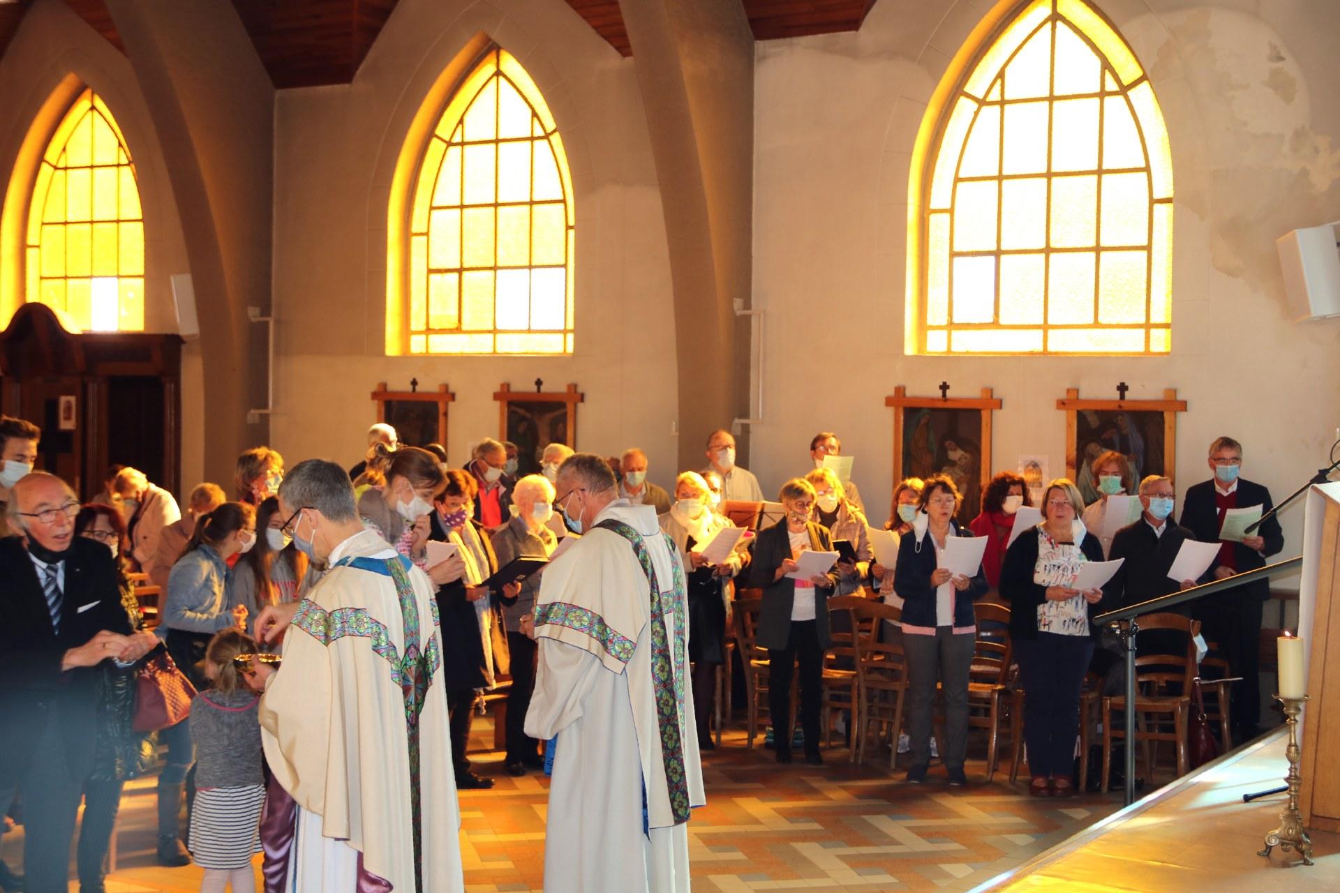 2010 - Messe présidée par Mgr DOLLMANN 56