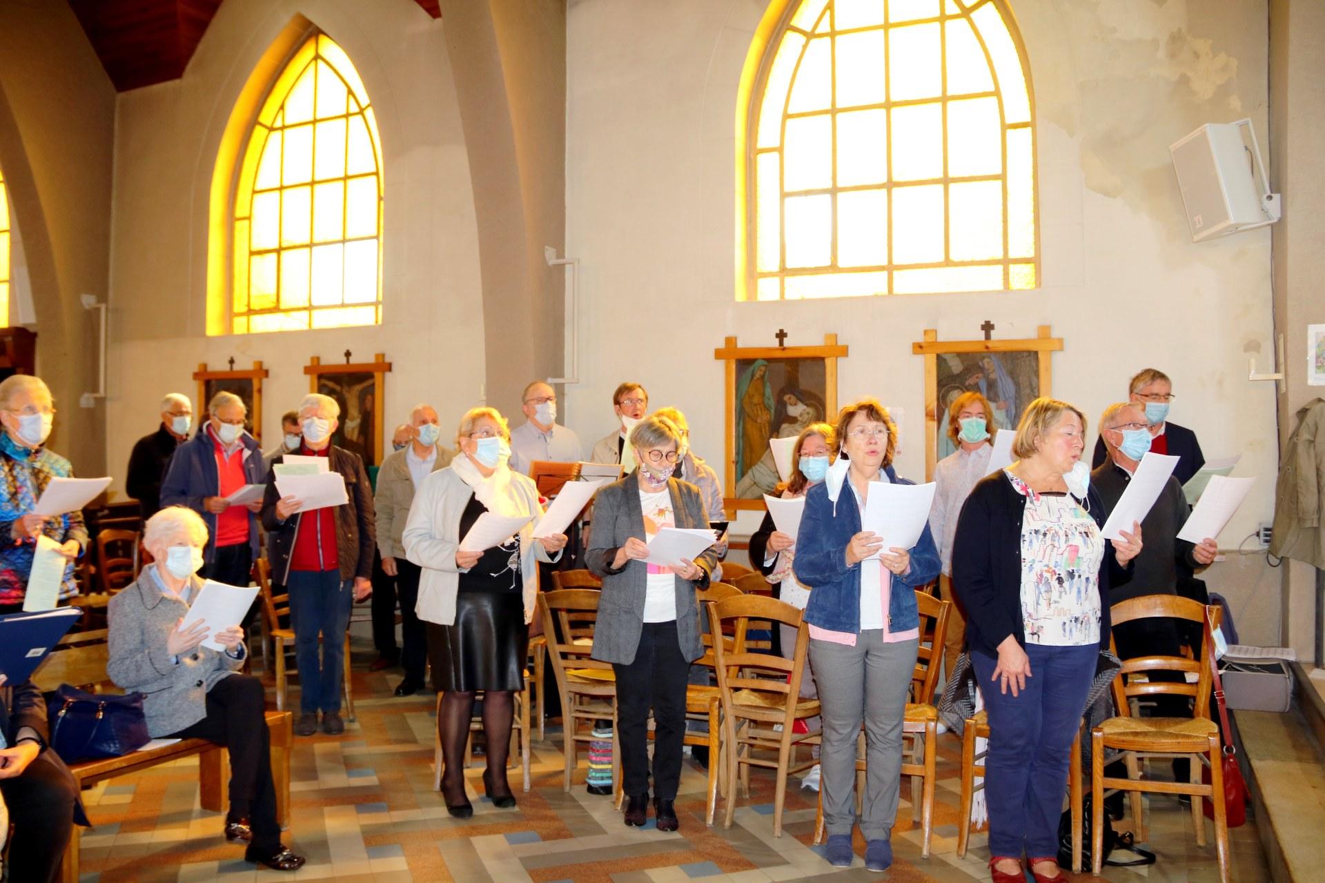 2010 - Messe présidée par Mgr DOLLMANN 57