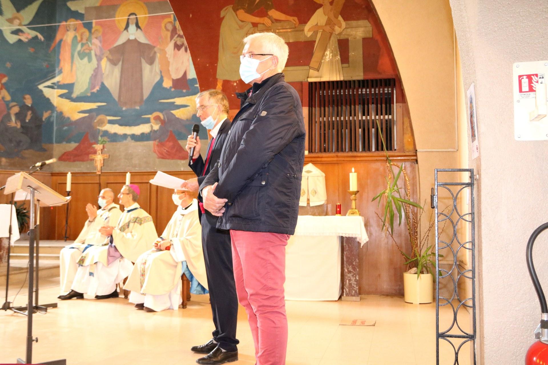 2010 - Messe présidée par Mgr DOLLMANN 58