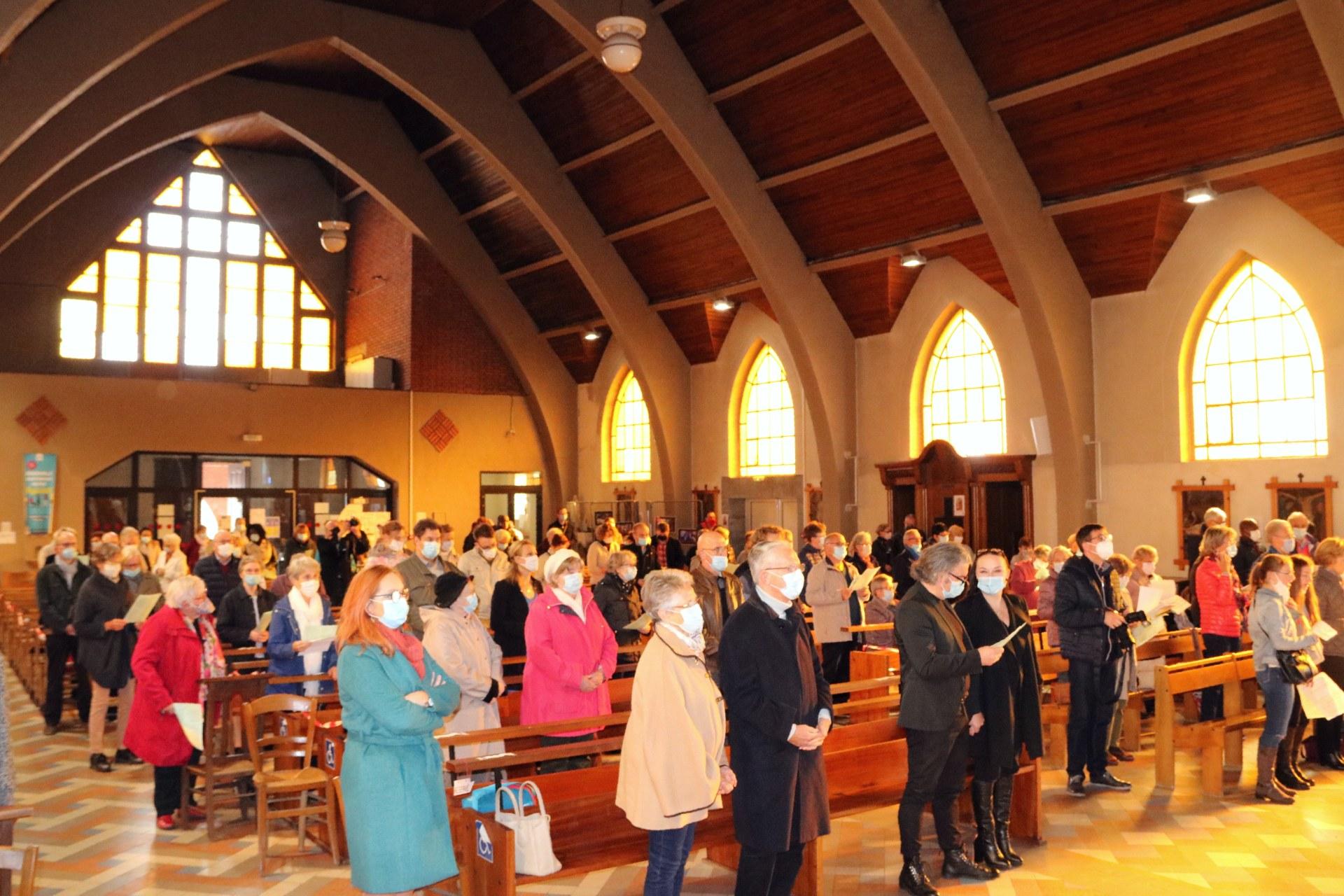 2010 - Messe présidée par Mgr DOLLMANN 6