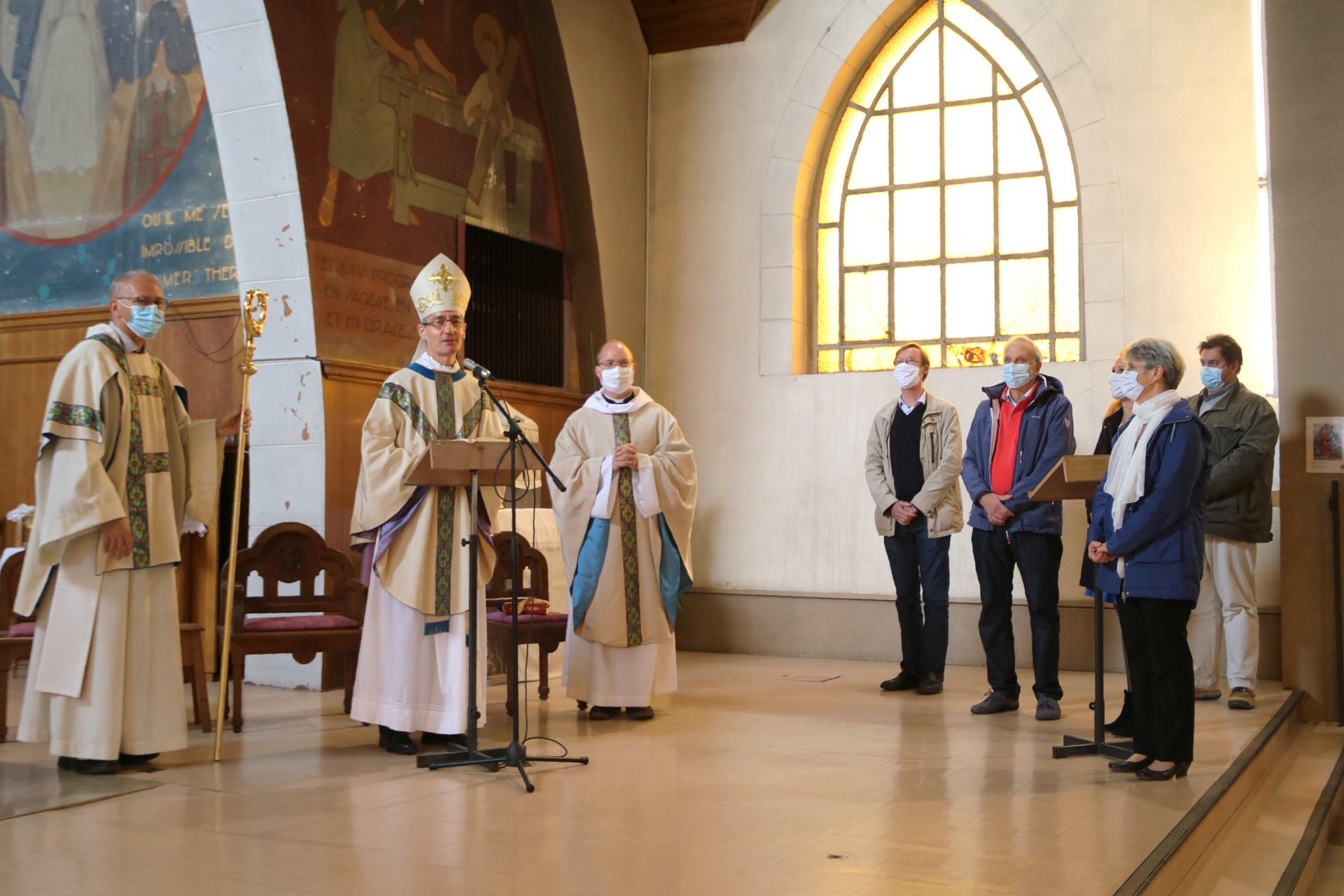2010 - Messe présidée par Mgr DOLLMANN 65