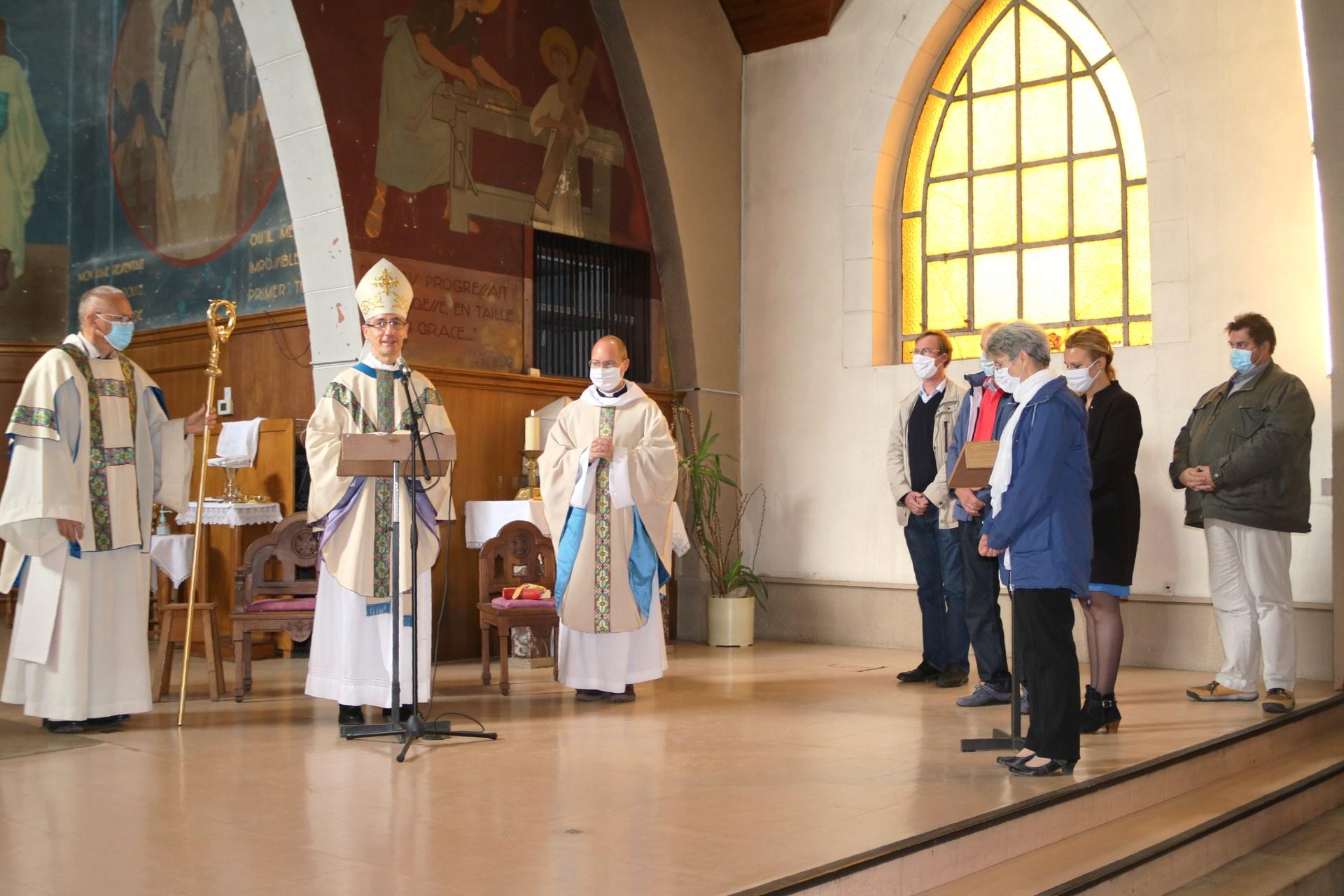 2010 - Messe présidée par Mgr DOLLMANN 67